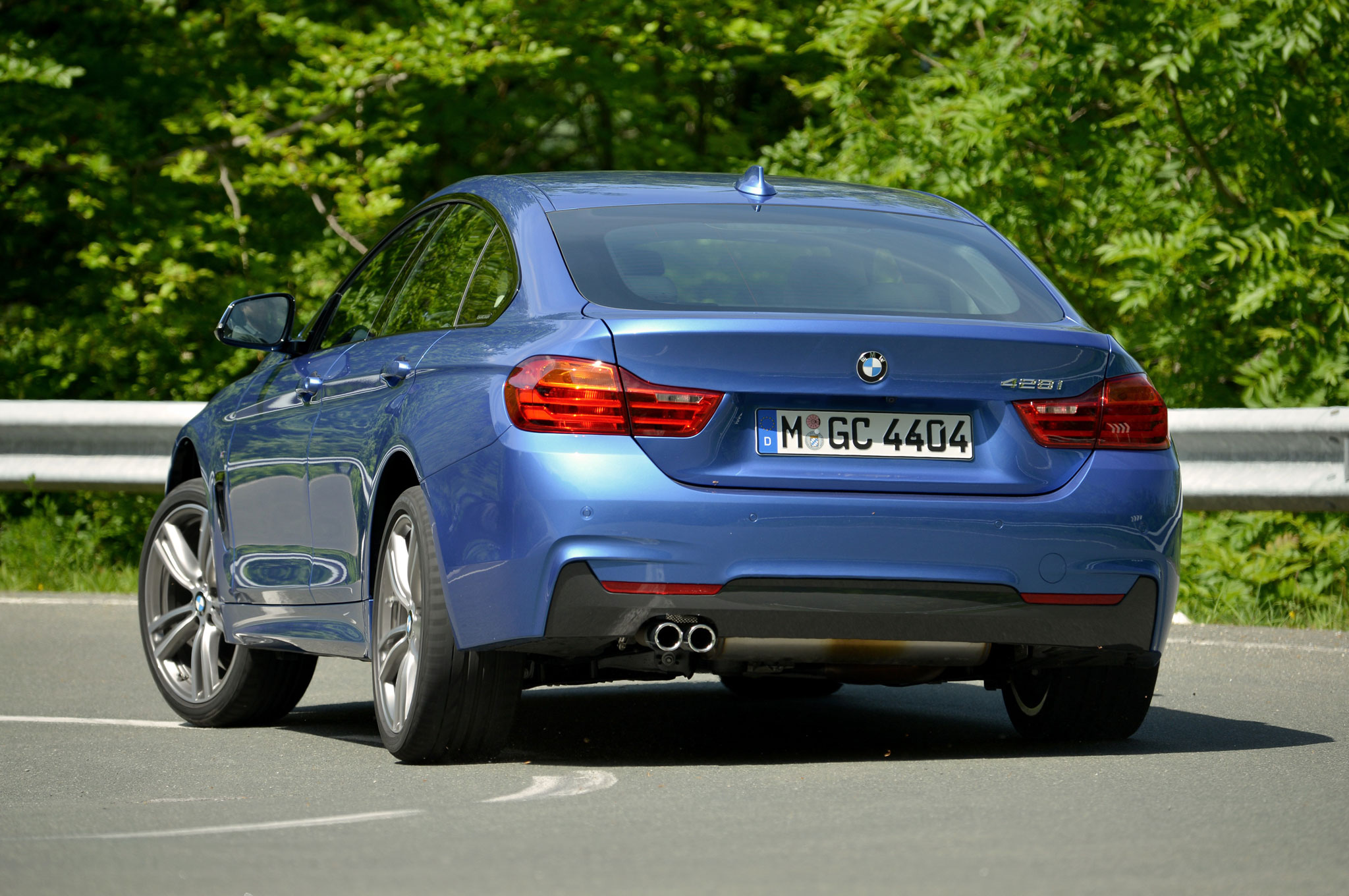 2015 bmw 428i coupe specs