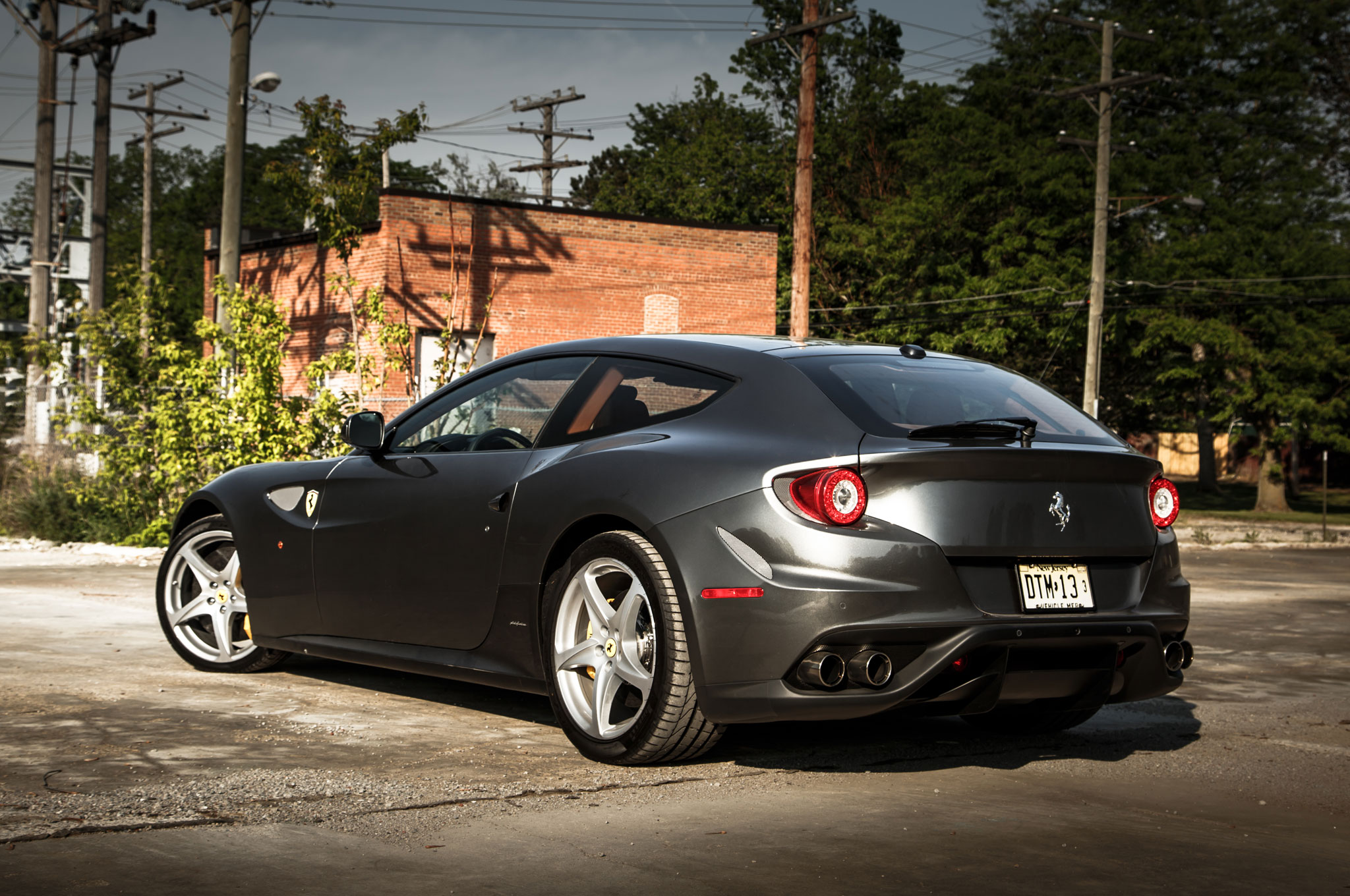 2015 Ferrari FF Review