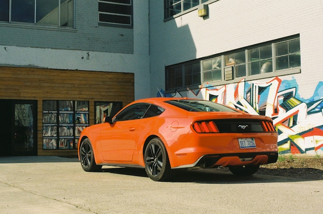 2015 Ford Mustang EcoBoost Premium - Does It Sound like a Mustang?