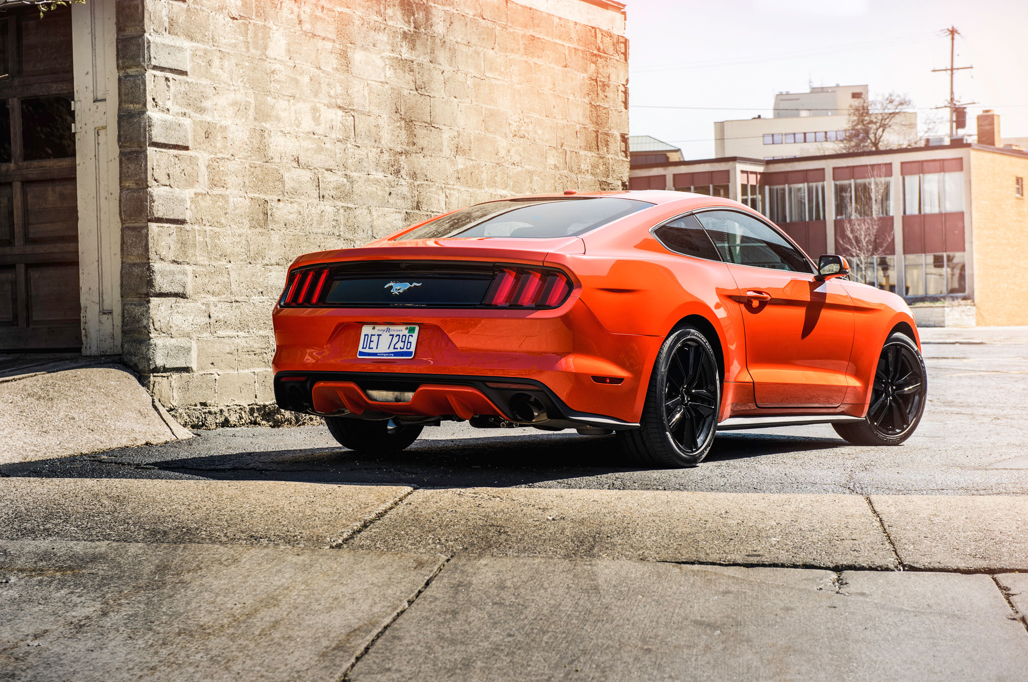 2015 Ford Mustang Ecoboost Premium Four Seasons Wrap Up