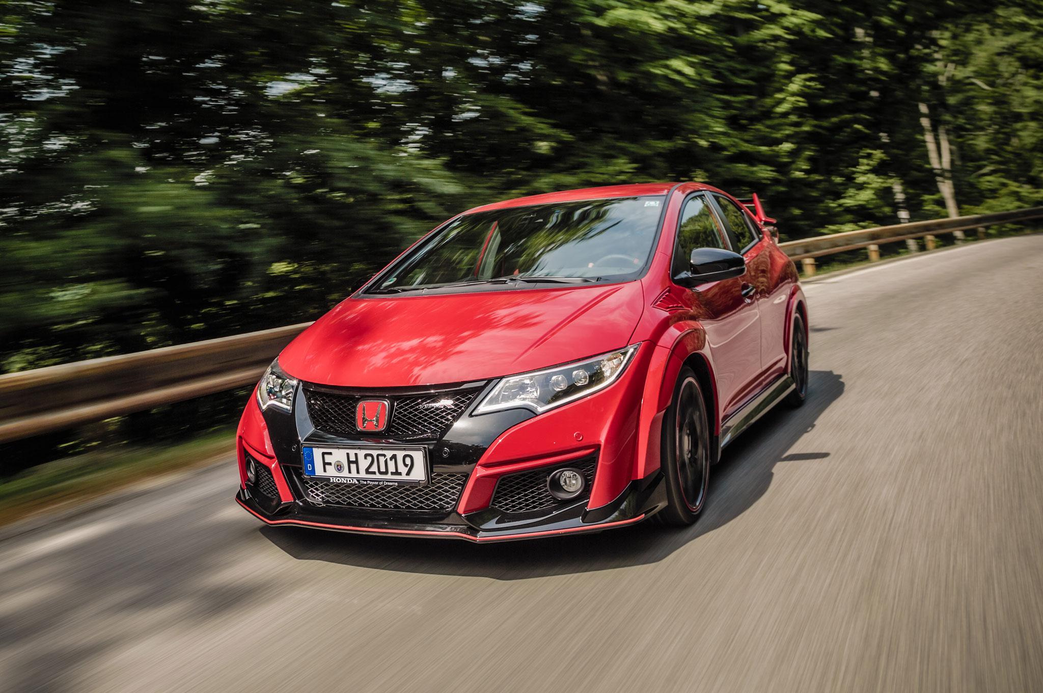 2015 Honda Civic Type R European-Spec Review