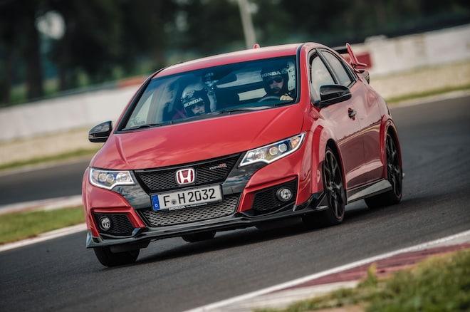 2015 Honda Civic Type R European Spec Review