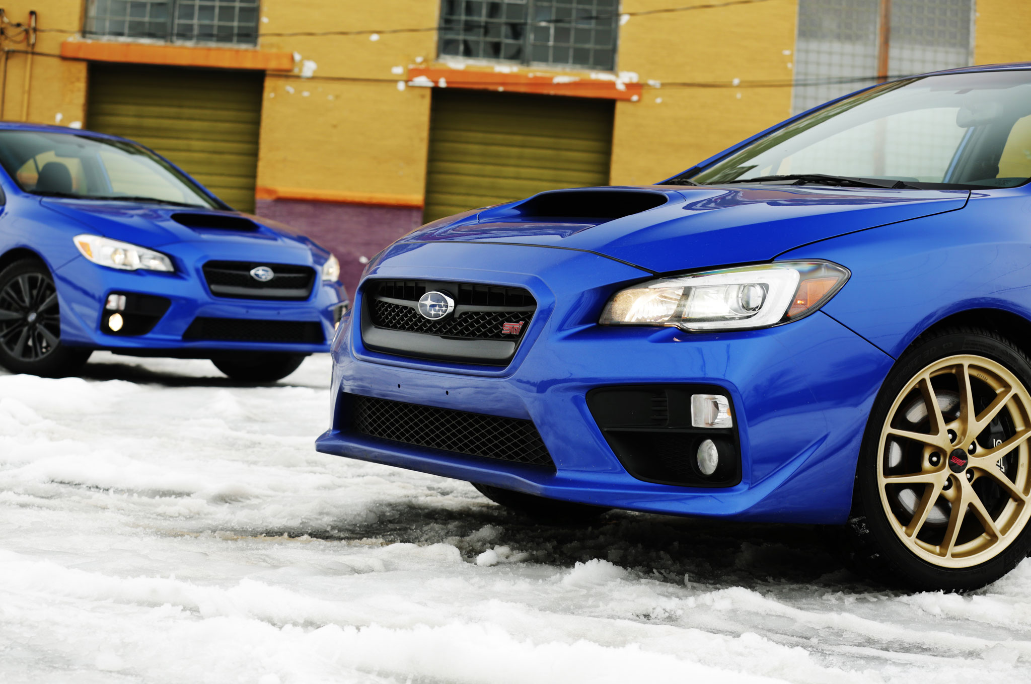 2015 Subaru WRX Premium - Is the STI the Better Rex?