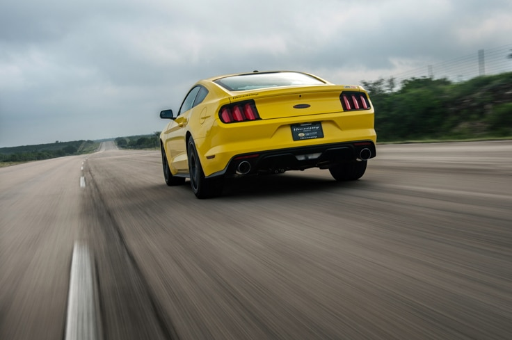 2015 Ford Mustang Hennessey Hpe750