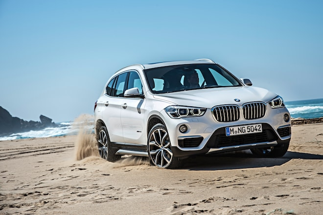 2016 BMW X1 XDrive28i Front Three Quarter In Motion 03