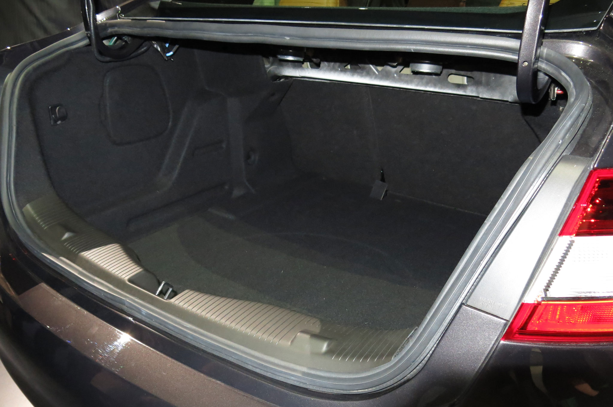 2016 chevrolet cruze is lighter and more spacious Trunk Room with Sports Cars show more