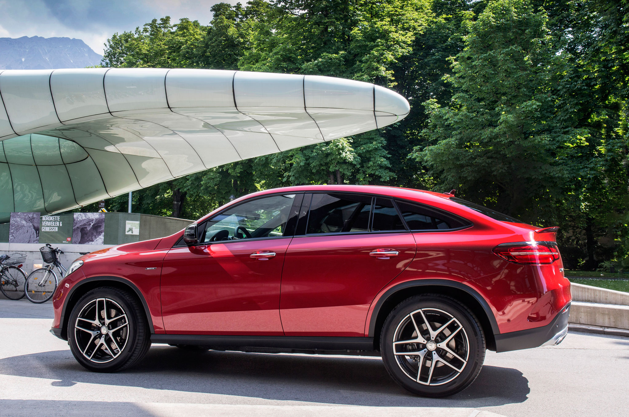 2016 mercedes benz gle class coupe review. Black Bedroom Furniture Sets. Home Design Ideas