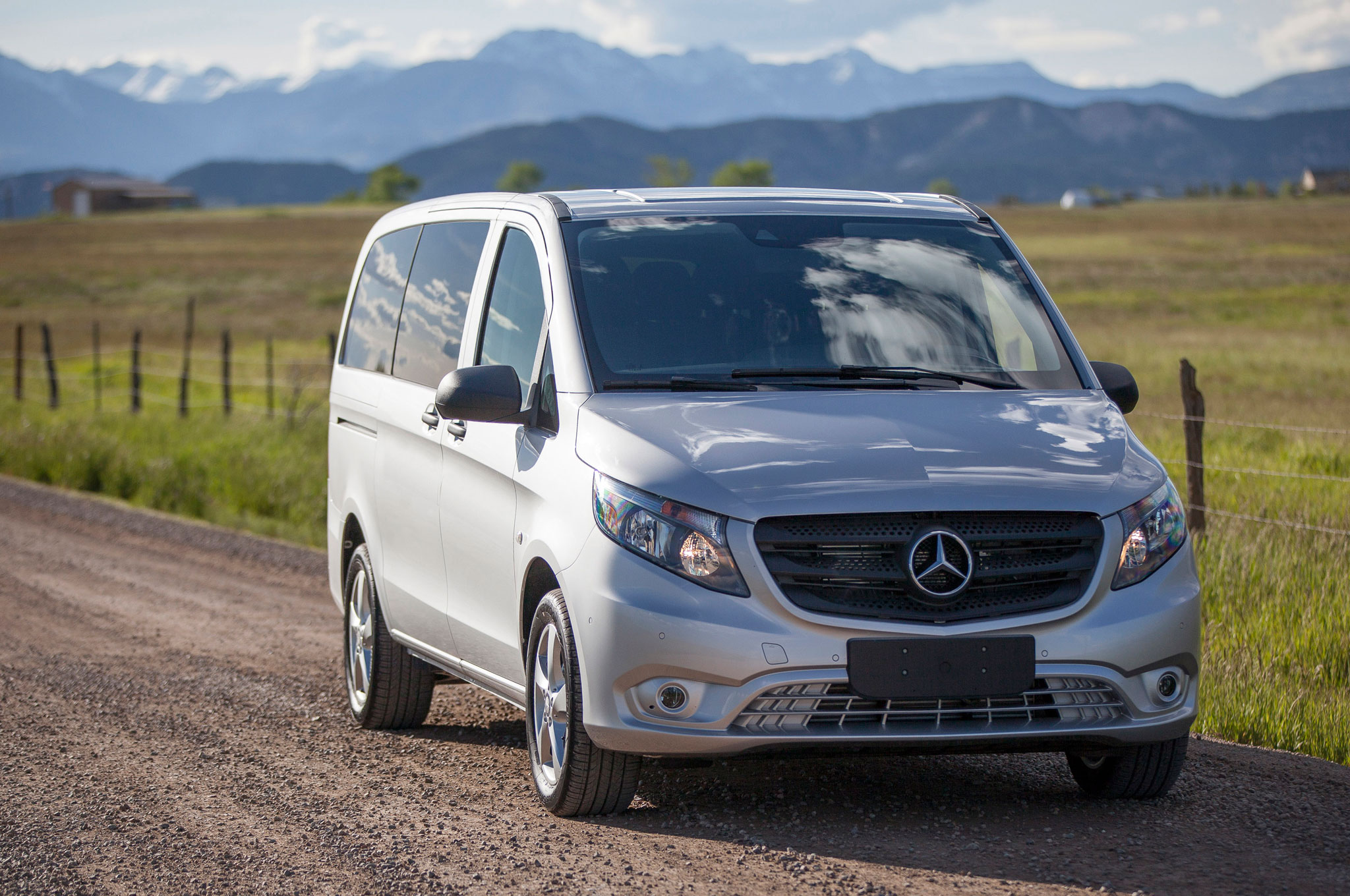 2016 Mercedes Benz Metris Review