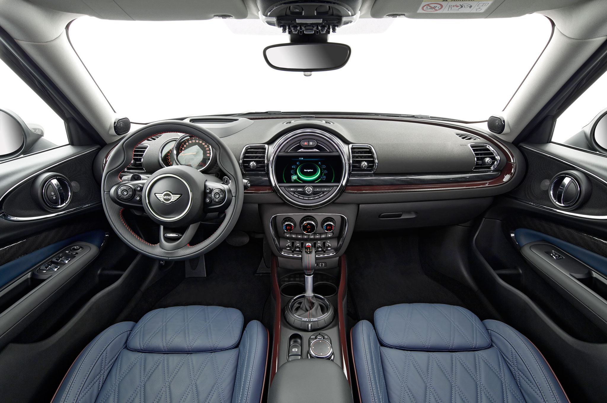 2016 Mini Clubman Is The Longest Widest Mini Ever