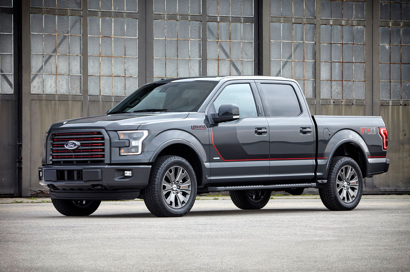 2016 Ford F 150 Release Date >> 2016 Ford F 150 Gets Special Edition Appearance Package