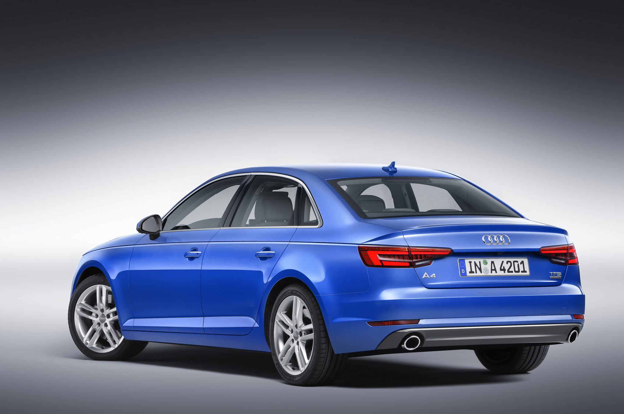 Audi A Revealed With Lighter Weight Evolutionary Design - Audi 84