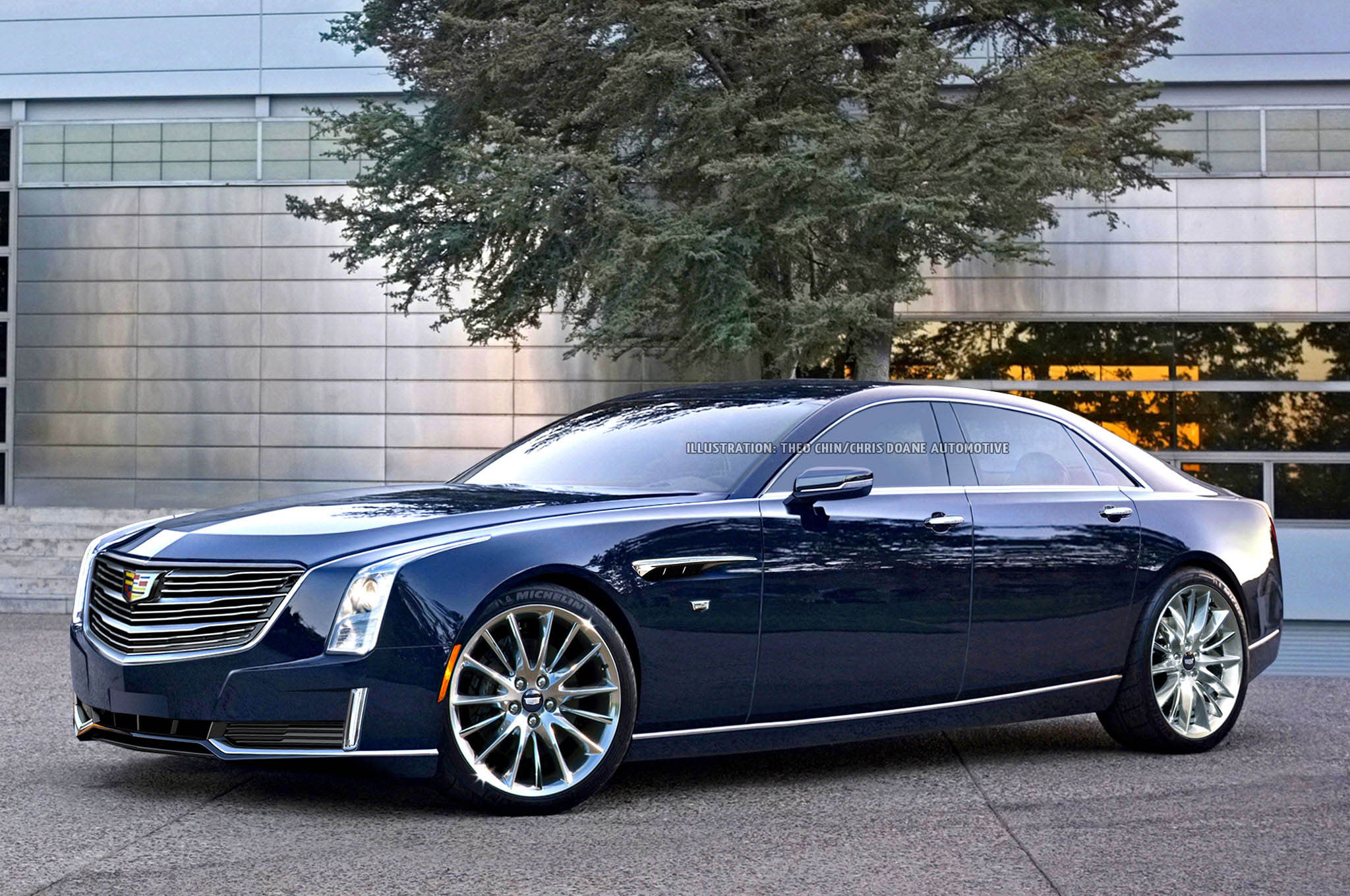 Cadillac CT8 Will be the Brand's First True Flagship in ...