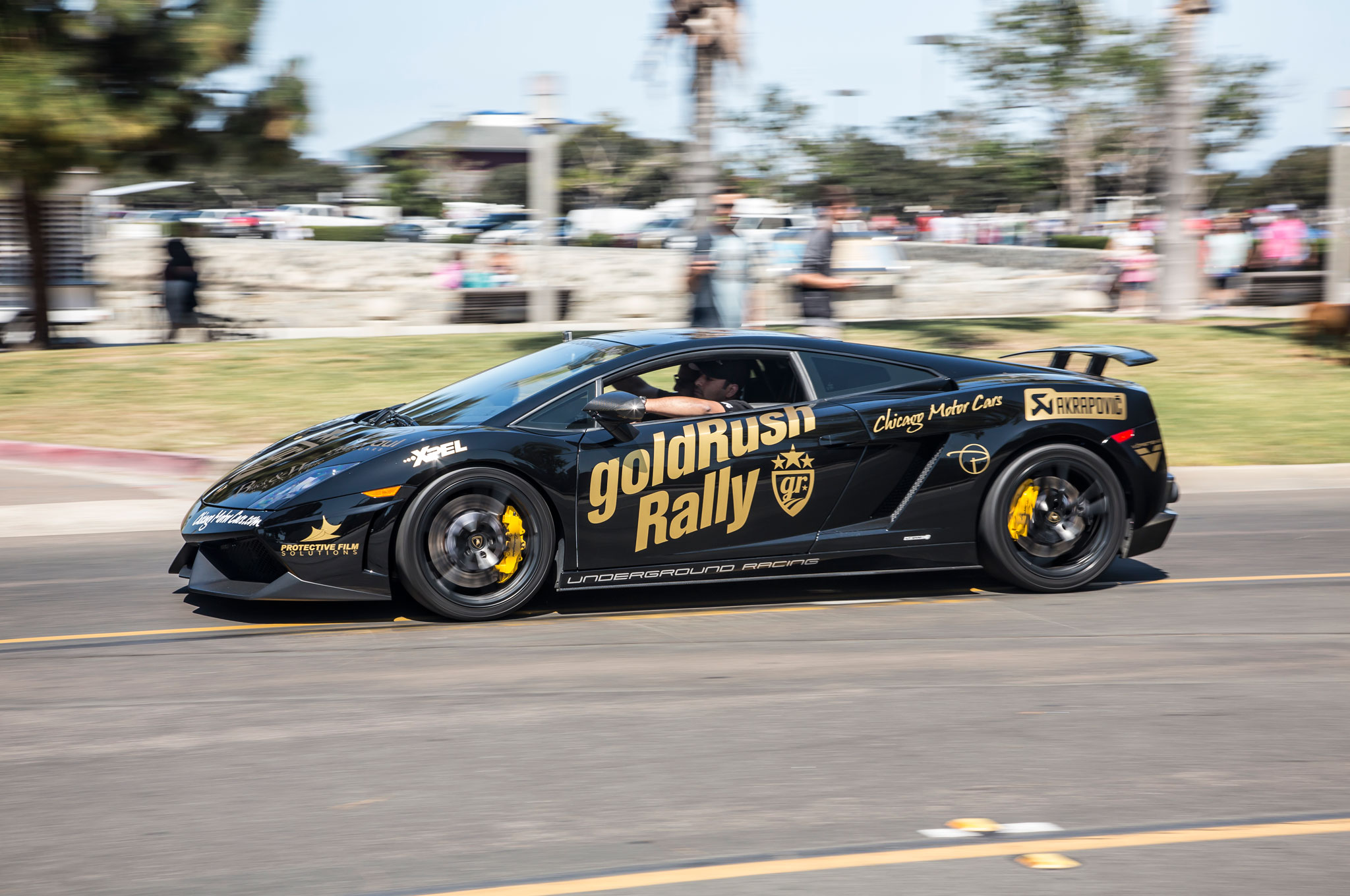 the 8 hottest exotic cars at the seventh-annual goldrush rally