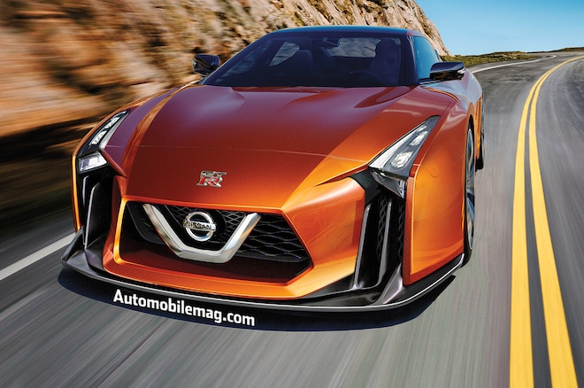 Future Japanese Sports Cars: Nissan GT-R, Lexus SC, and ...