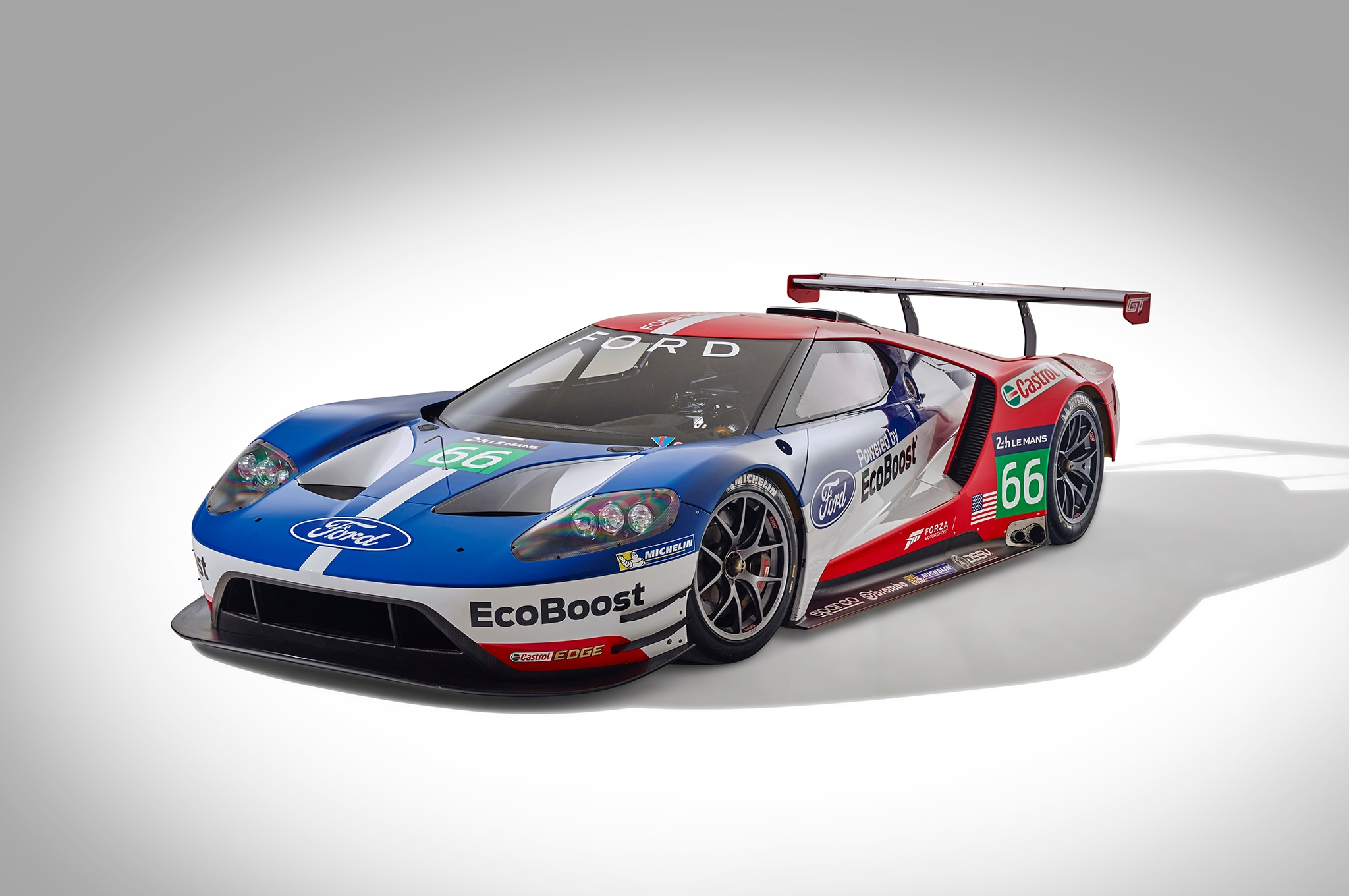 The Ford GT s Long Road Back to Le Mans