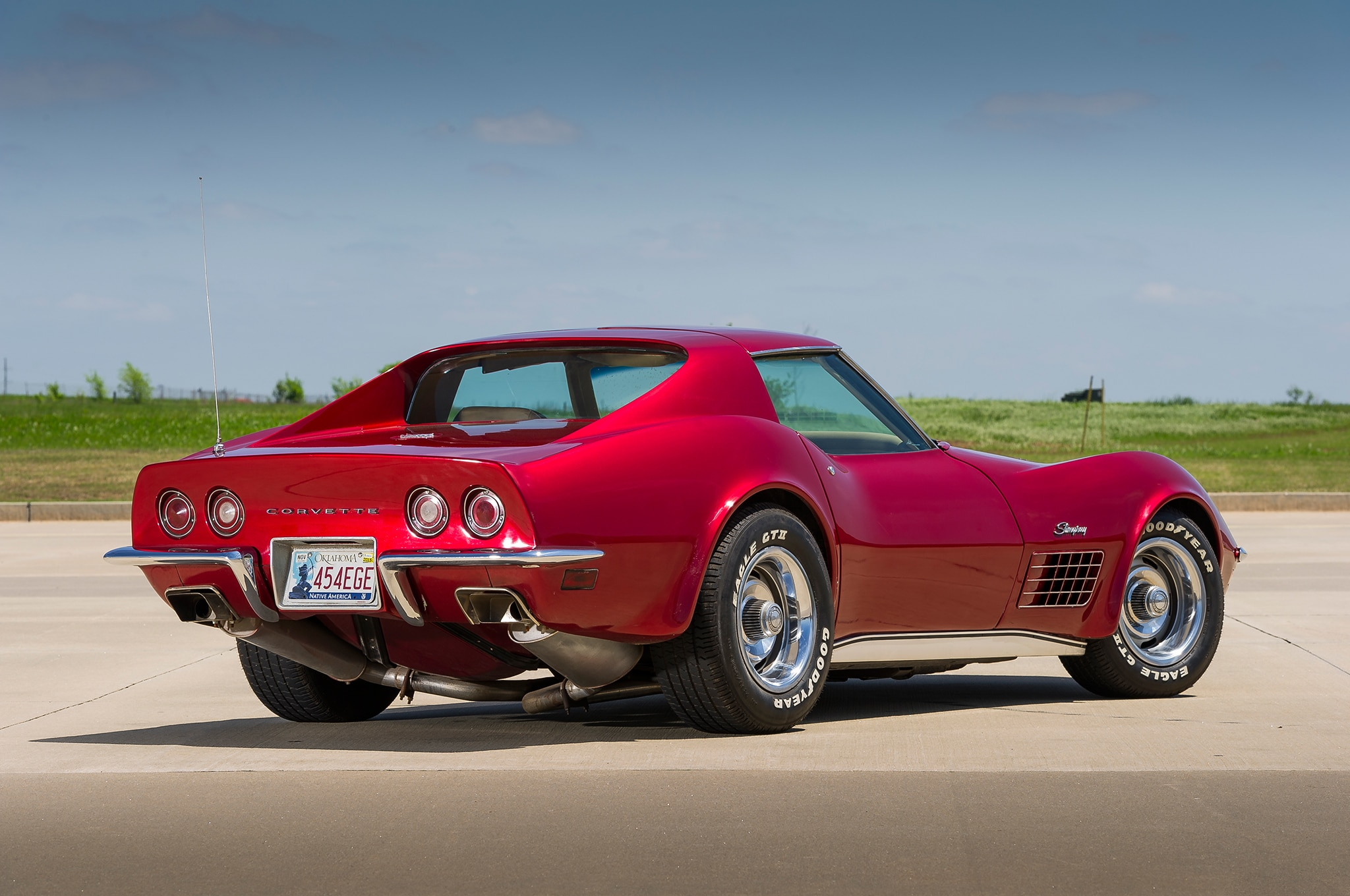 1971 Chevrolet Corvette - Style and (Big Block) Power