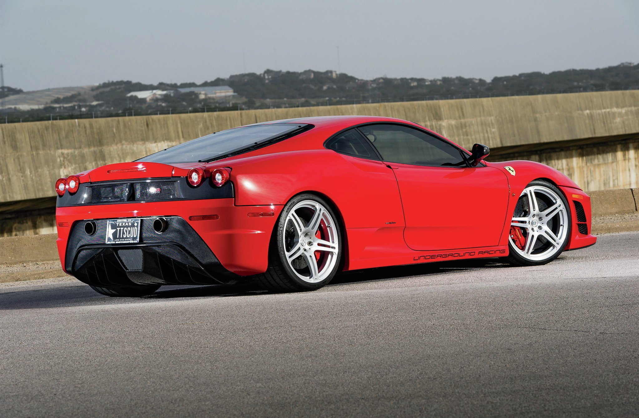 Meet The 700 Hp Ferrari F430 Scuderia Modified By