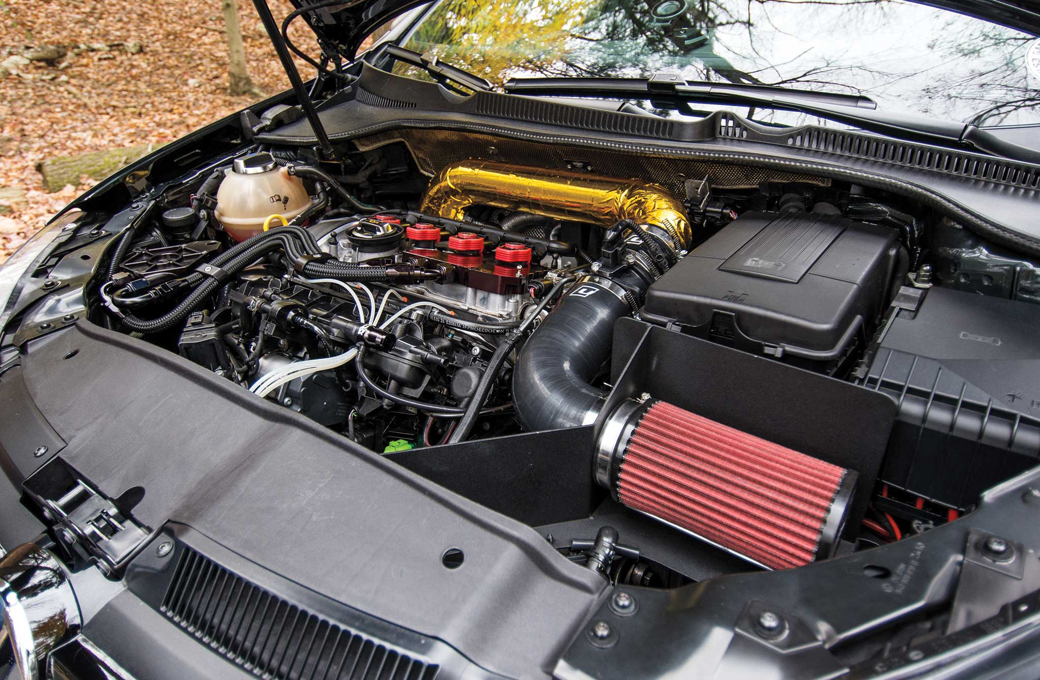 How One Owner Built a 375-HP 2011 Volkswagen GTI