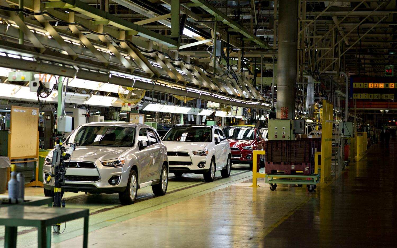 2013 Mitsubishi Outlander Sport Normal Illinois Production Line 1