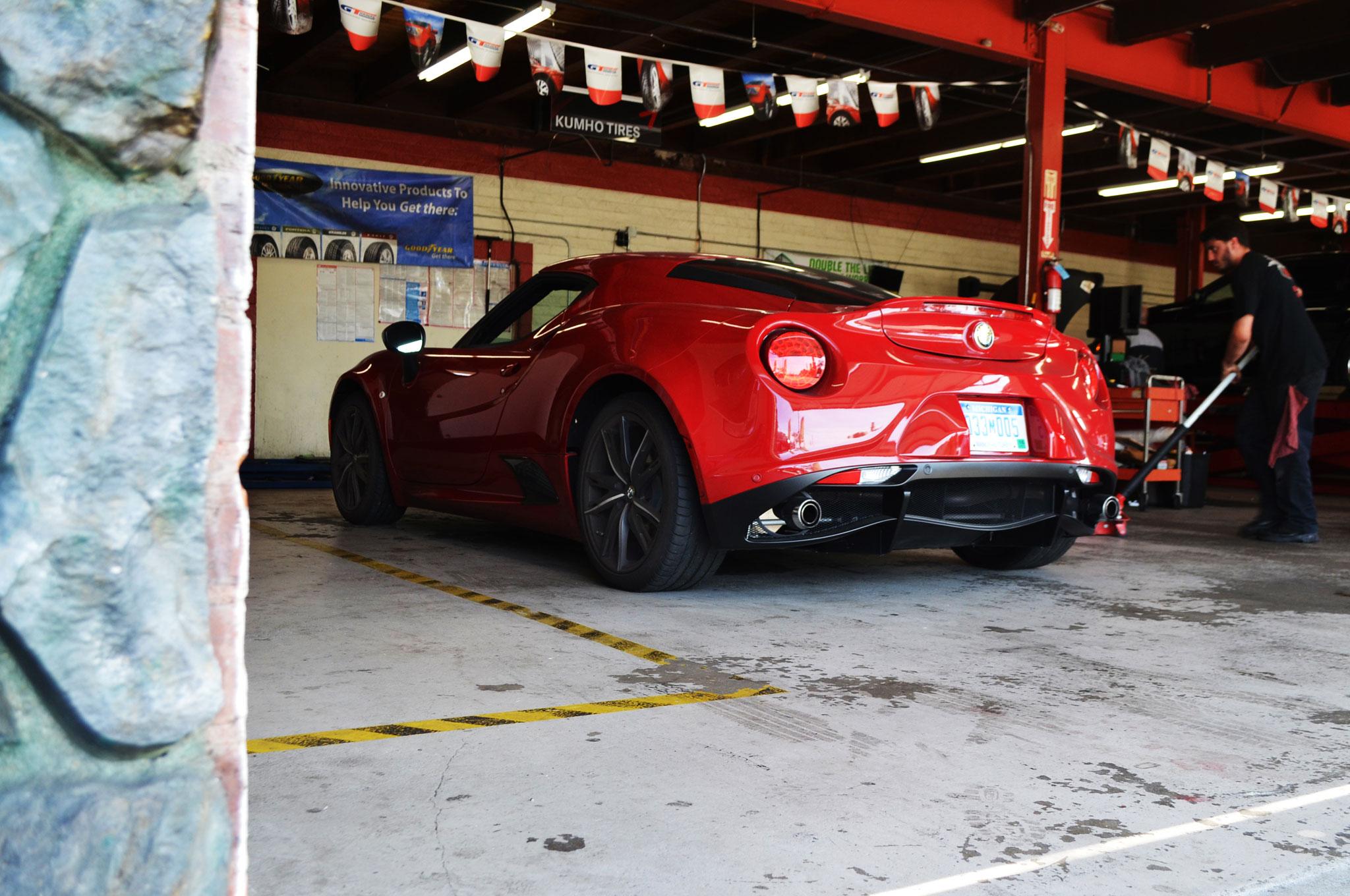 2015 Alfa Romeo 4C July Update 01