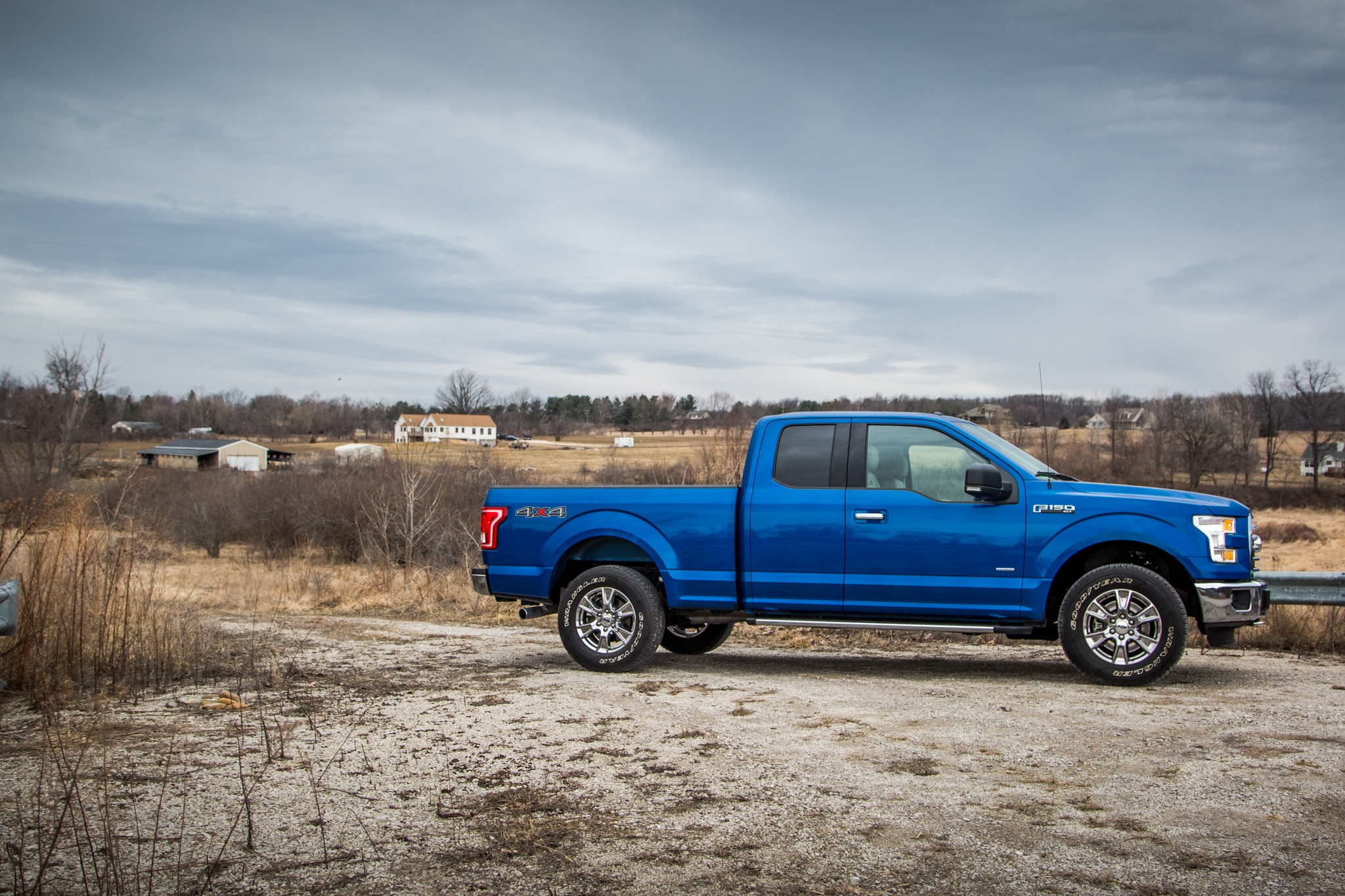2016 Ford F150 Lifted >> Ford F-150 Crash Test Reveals Major Safety Gap Between ...