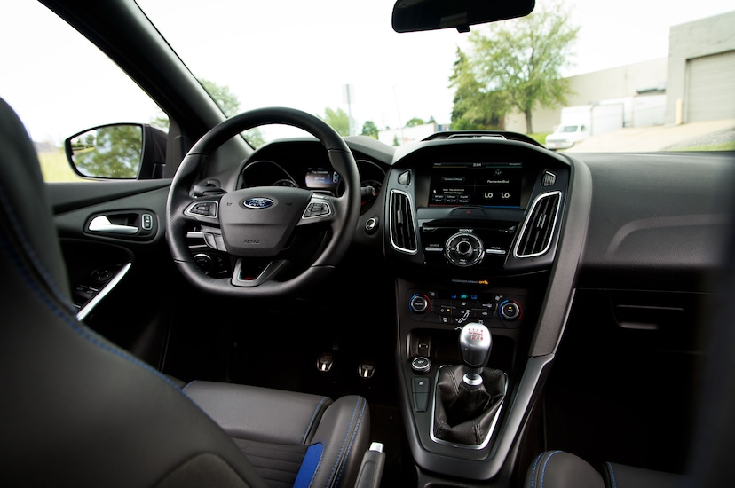 2015 Ford Focus St Review Automobile