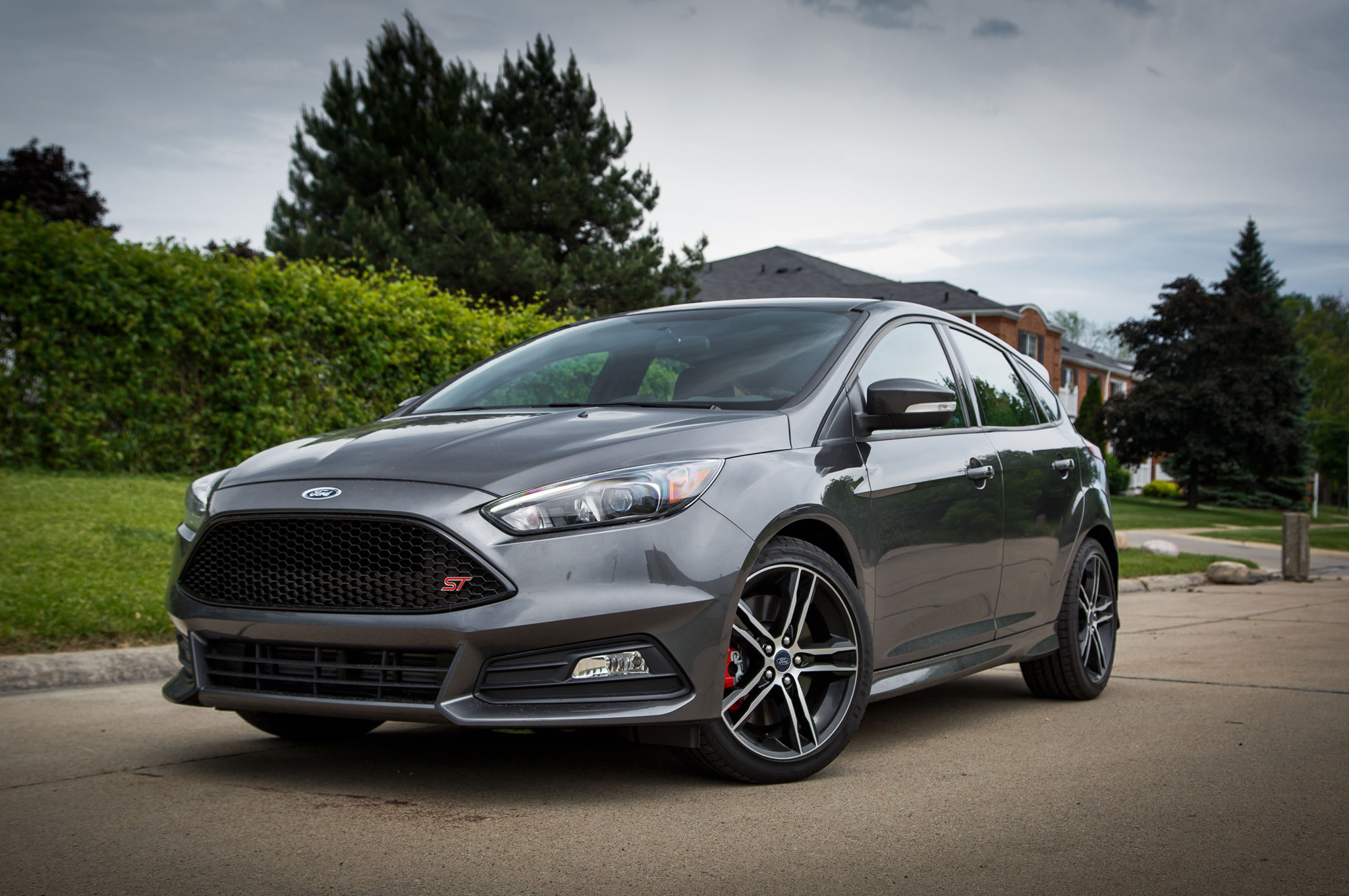 2017 Ford Focus St St2 Specifications