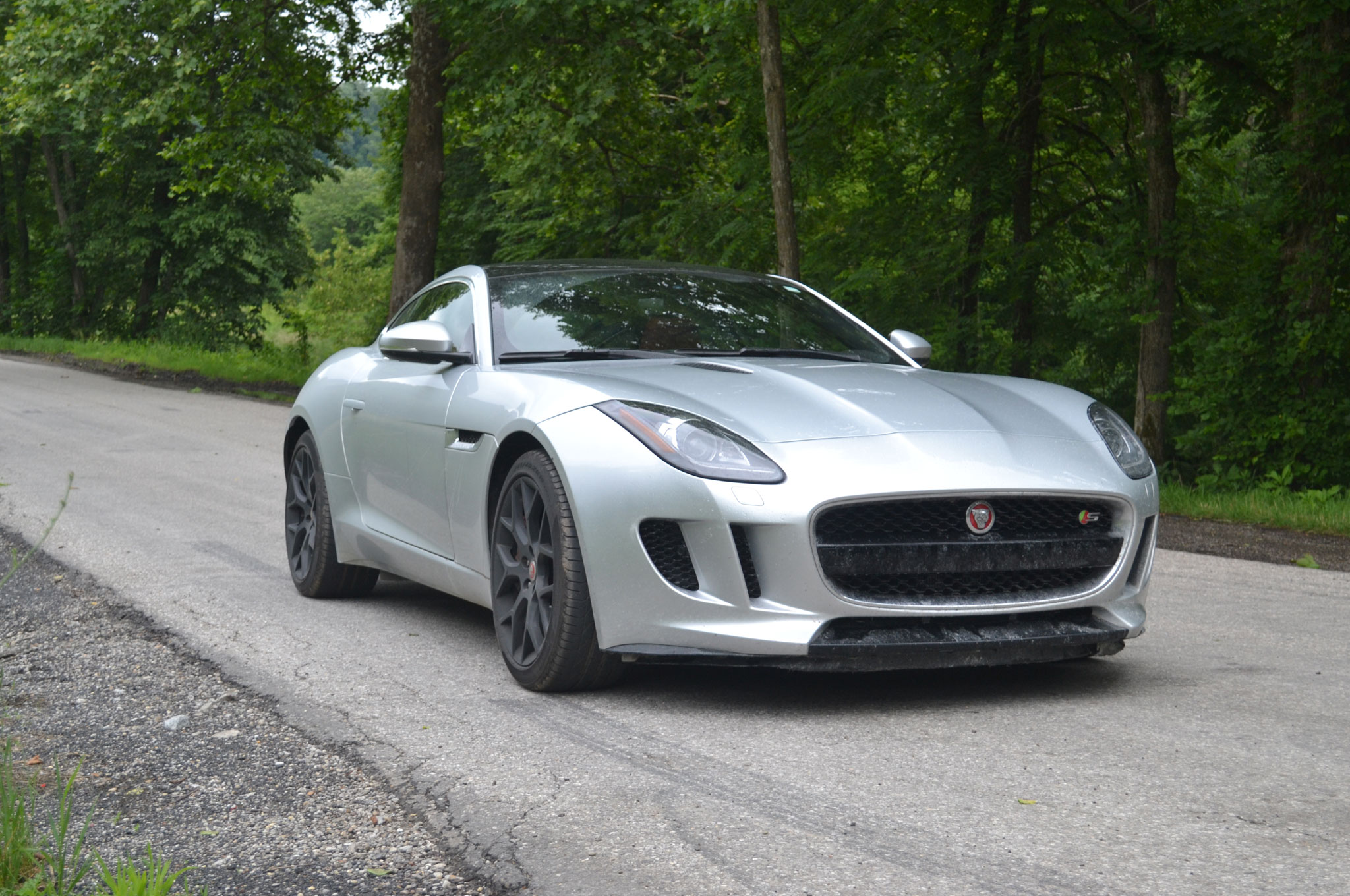 Civic Type R Awd >> 2015 Jaguar F-Type S Coupe - Showing its Miles