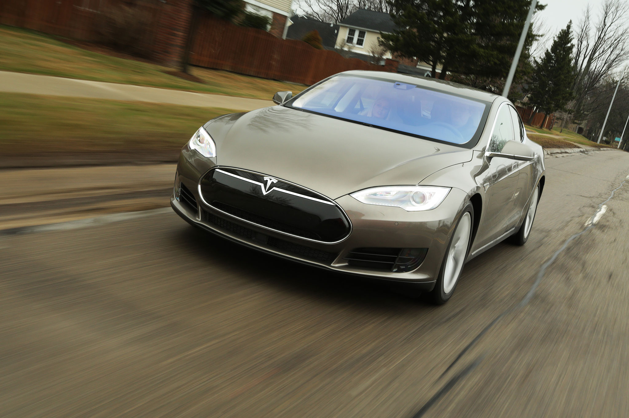 """Tesla P90d For Sale >> New Tesla Model S P90D """"Ludicrous Speed"""" Goes 0-60 MPH in 2.8 Seconds"""