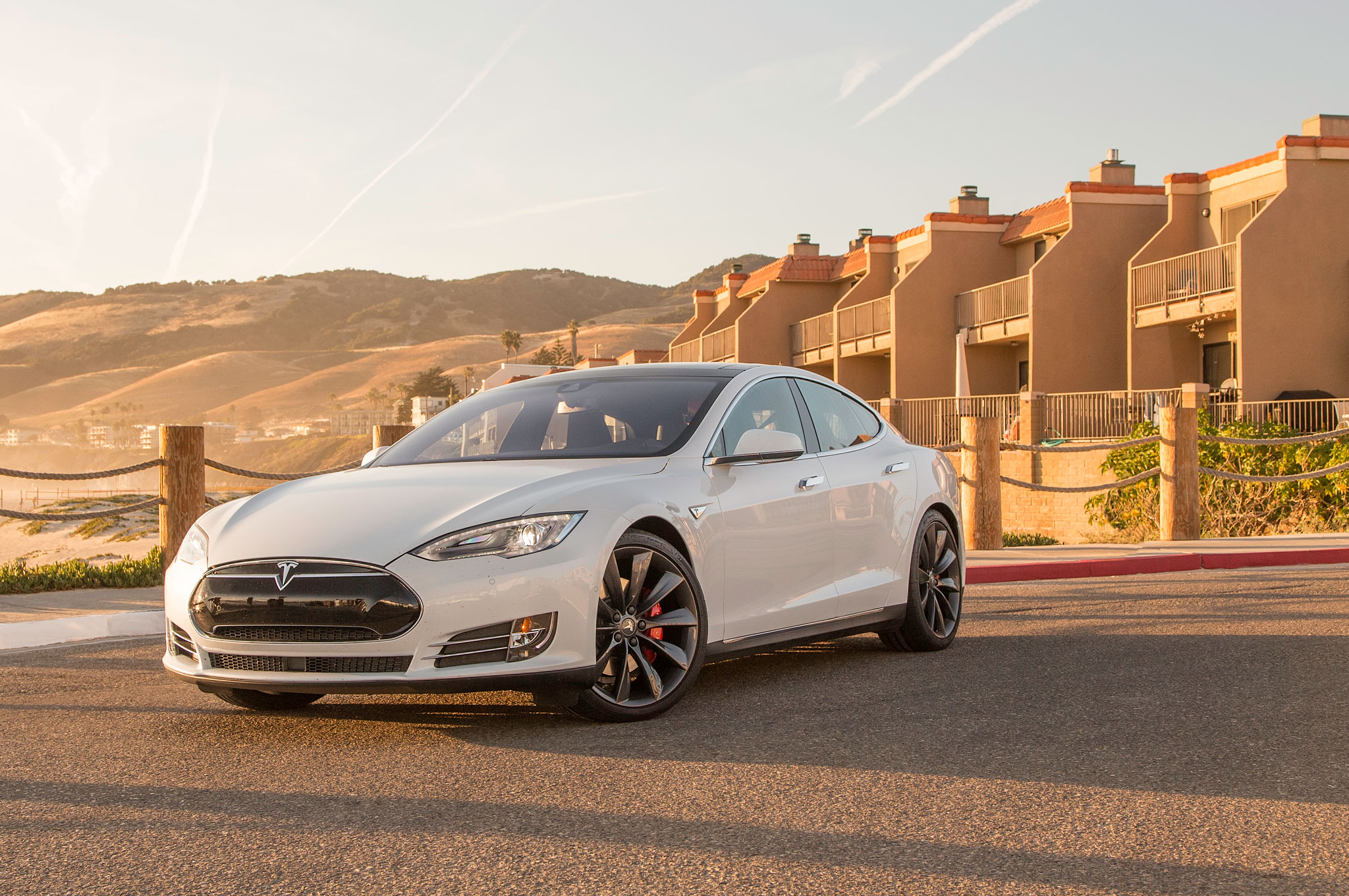 Tesla model s p90d 0 60