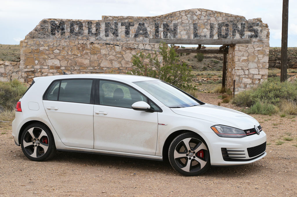 Cost To Mount And Balance Tires >> 2015 Volkswagen Golf GTI – Four Seasons Wrap-Up ...