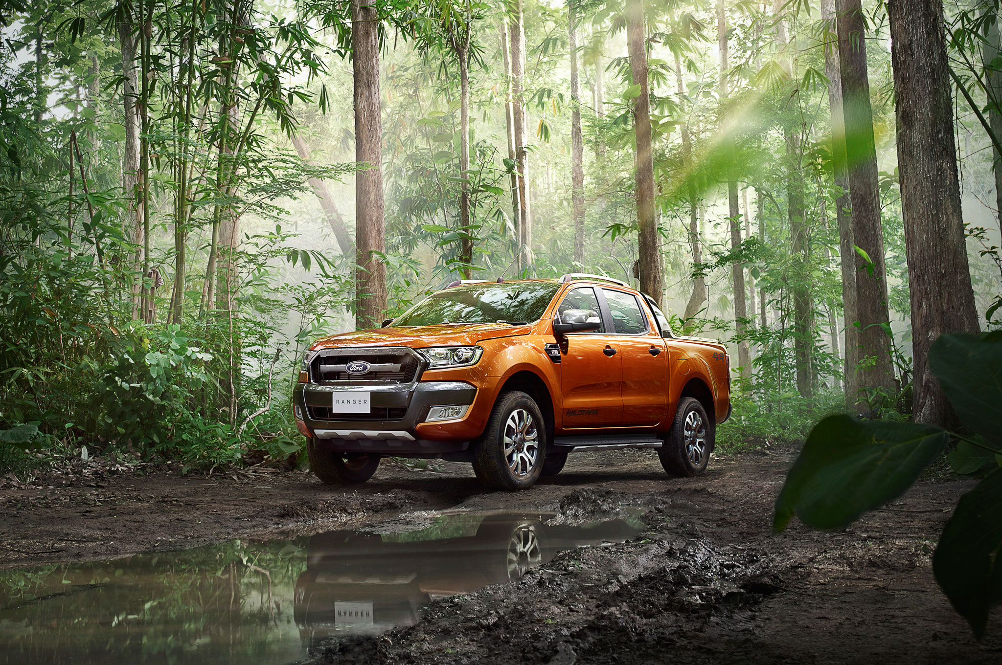 Ford Ranger To Launch In China In 2018 Automobile Magazine
