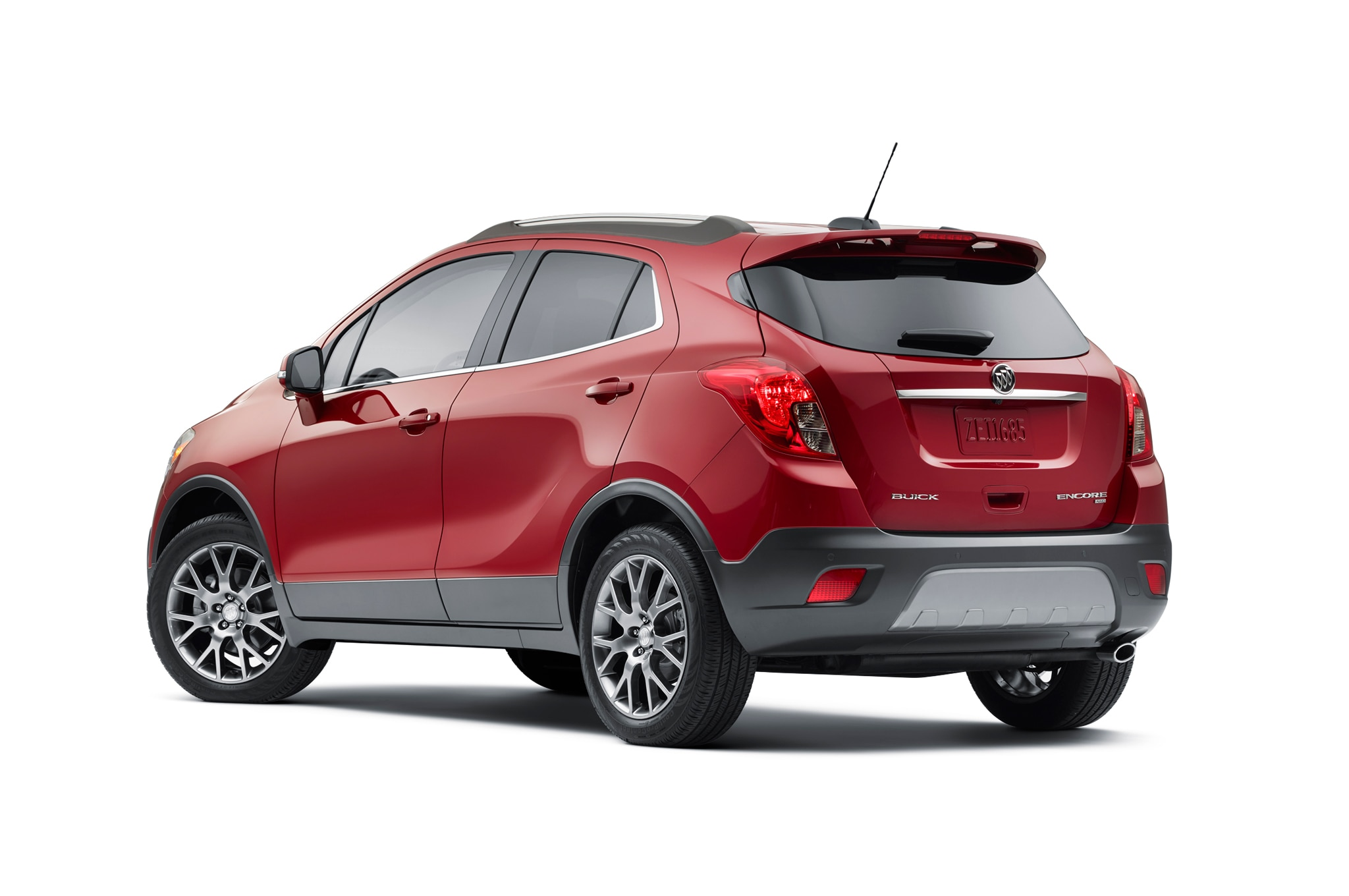 2015 Buick Encore Convenience >> 2016 Buick Encore Adds More Powerful Sport Touring Model