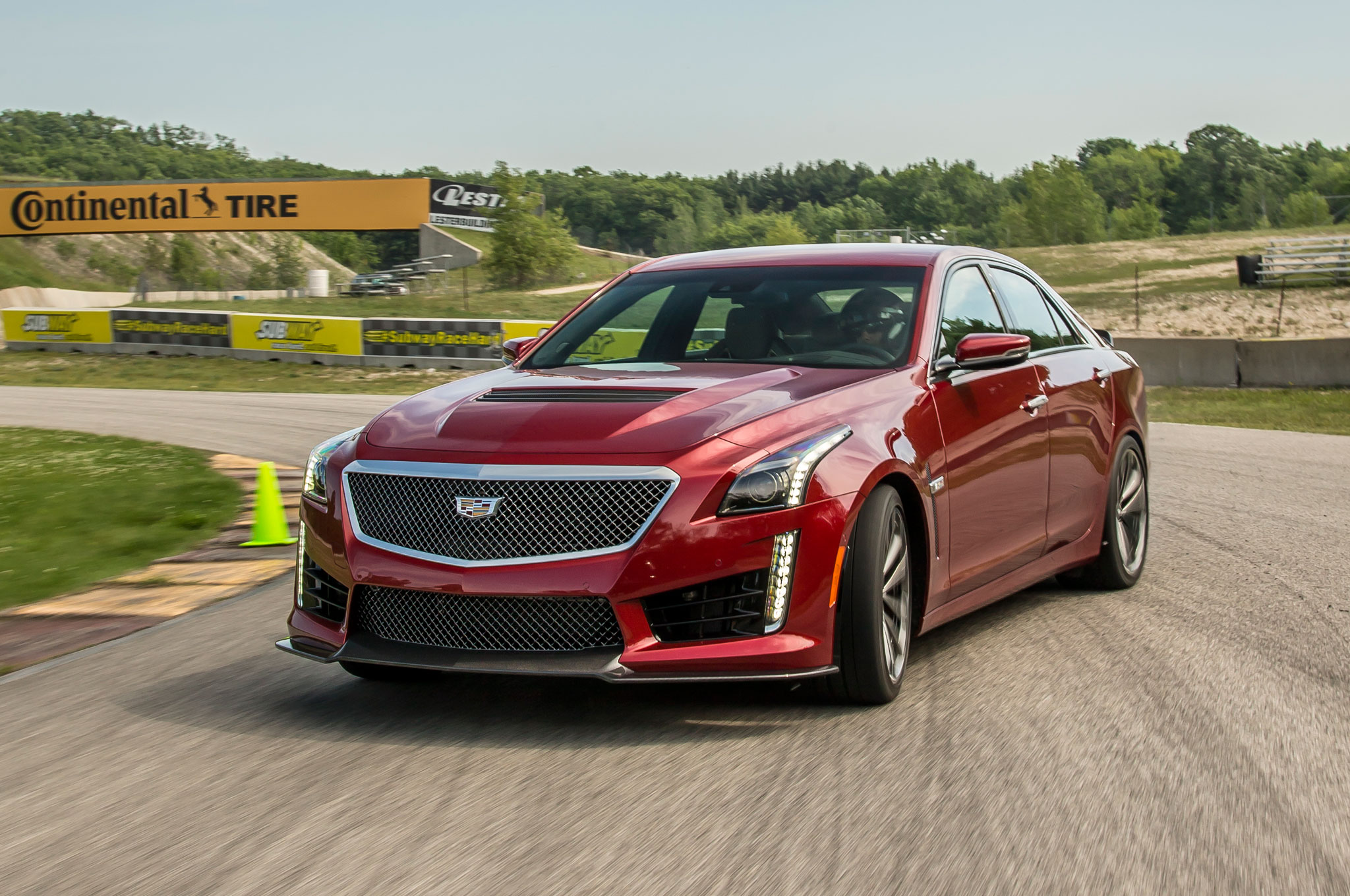 Alive And Kicking 2016 Cadillac Cts V Review