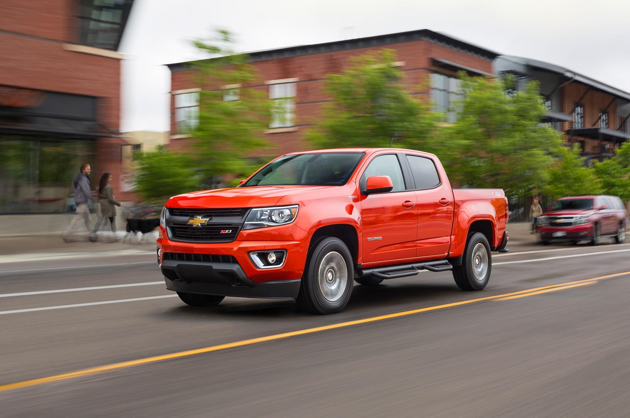 2016 Chevrolet Colorado Duramax Diesel Belts Out 369 lb-ft