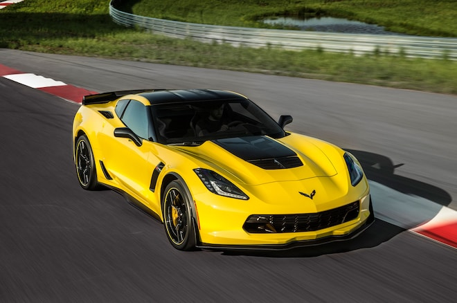 Lingenfelter and Callaway Unveil 2015 Corvette Z06 Upgrade Kits