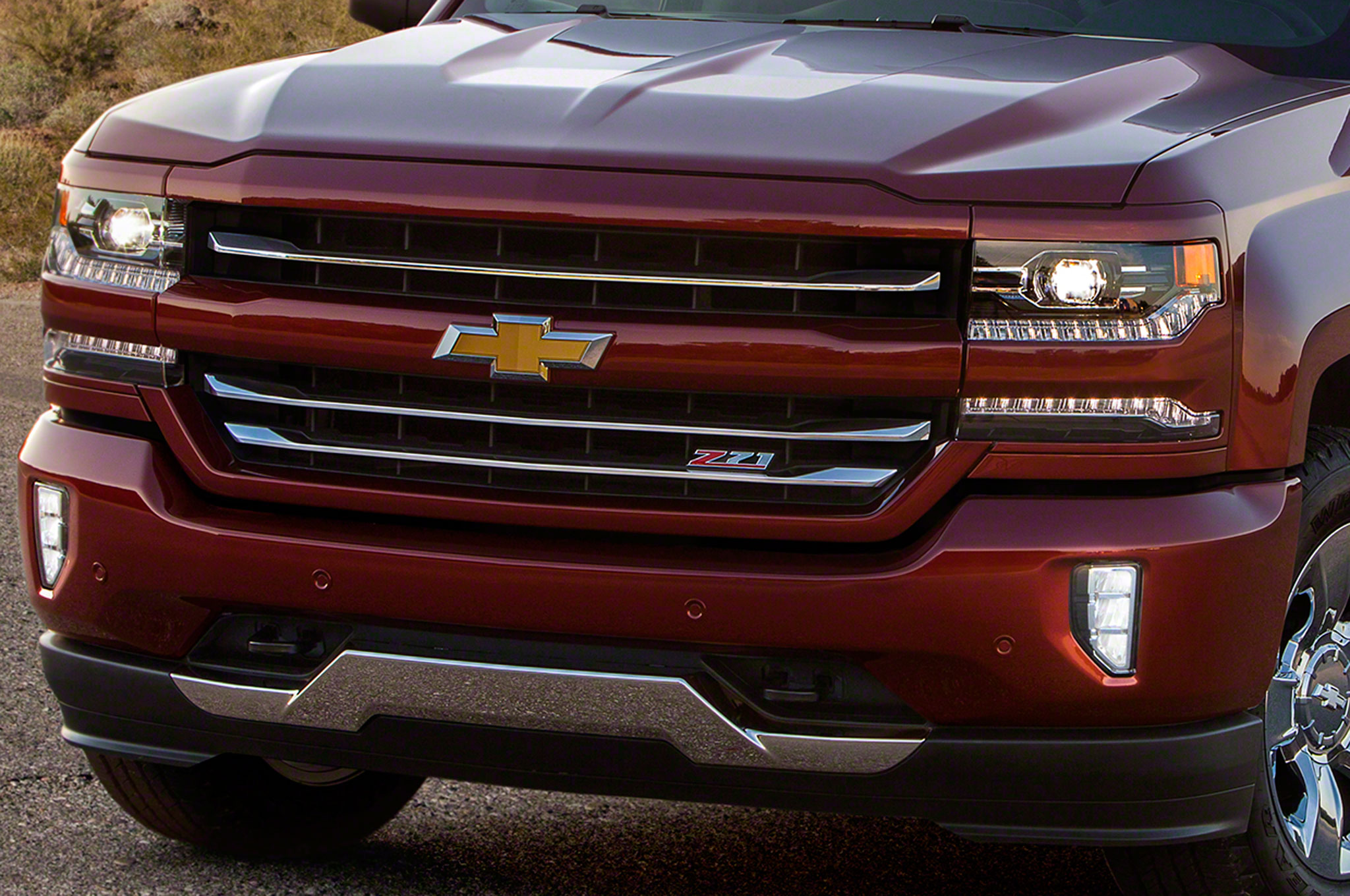 2016 Chevrolet Silverado Updated with New Face, More ...