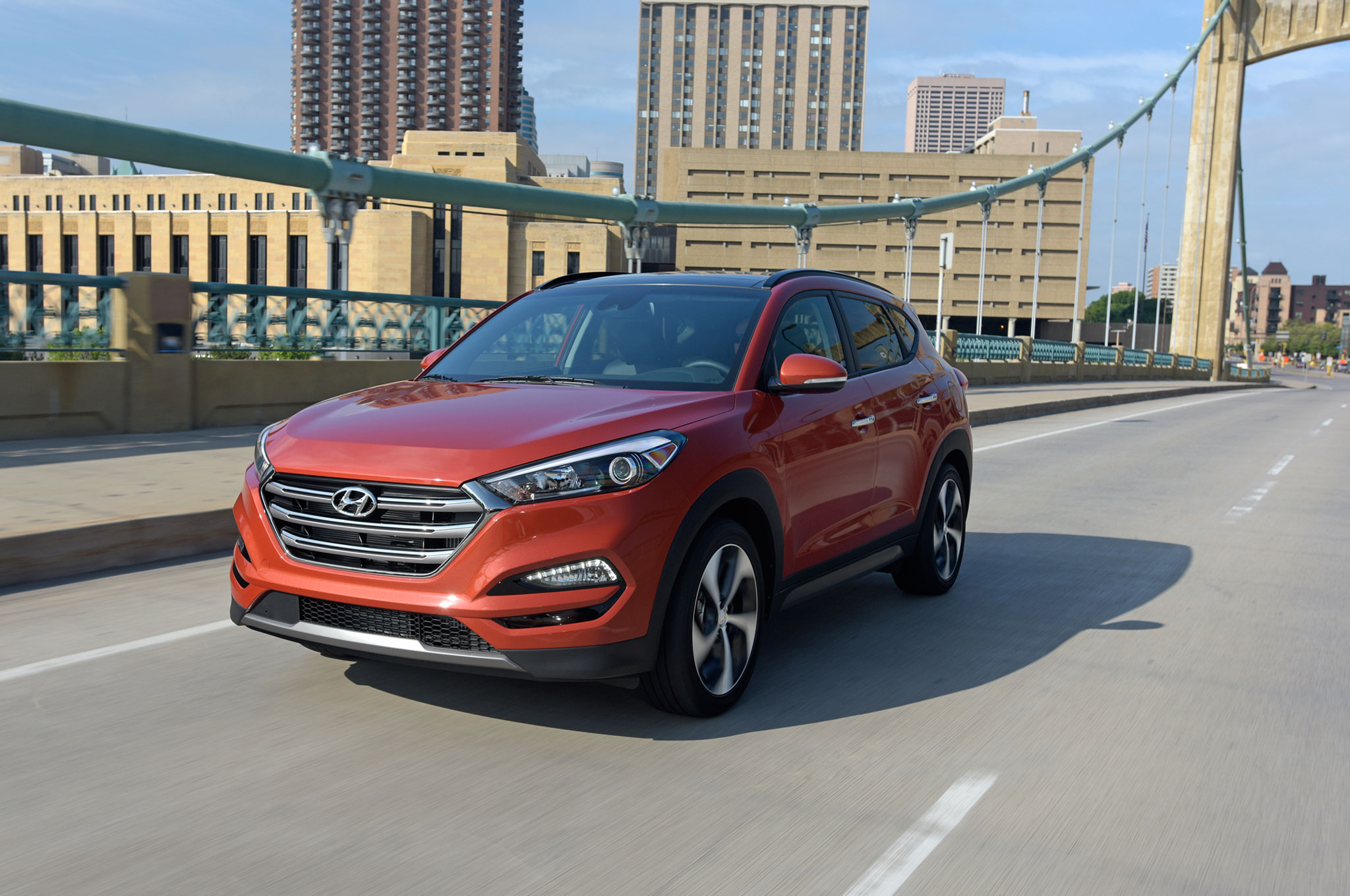 2016 Hyundai Tucson Lead