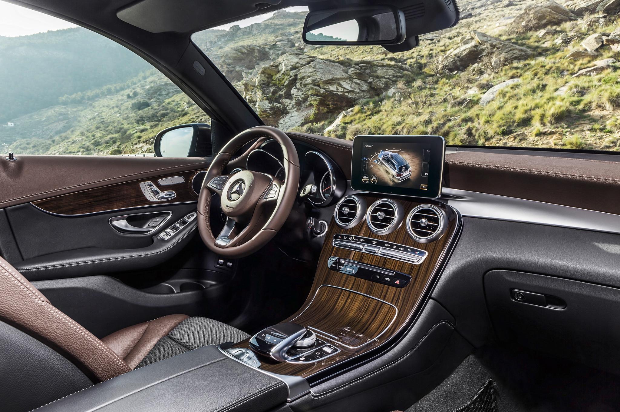 2016 Mercedes Benz Glc Class Review