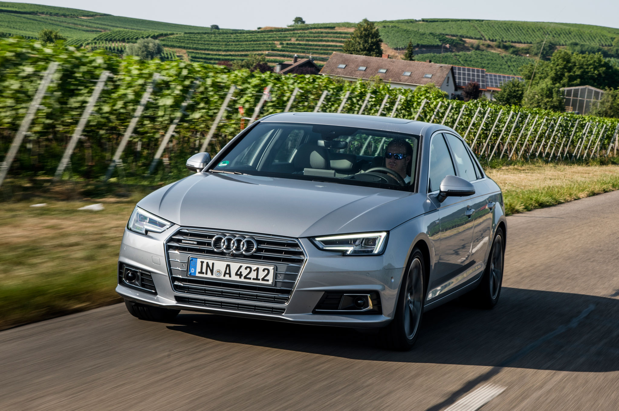 2017 Audi A4 Euro-Spec Review