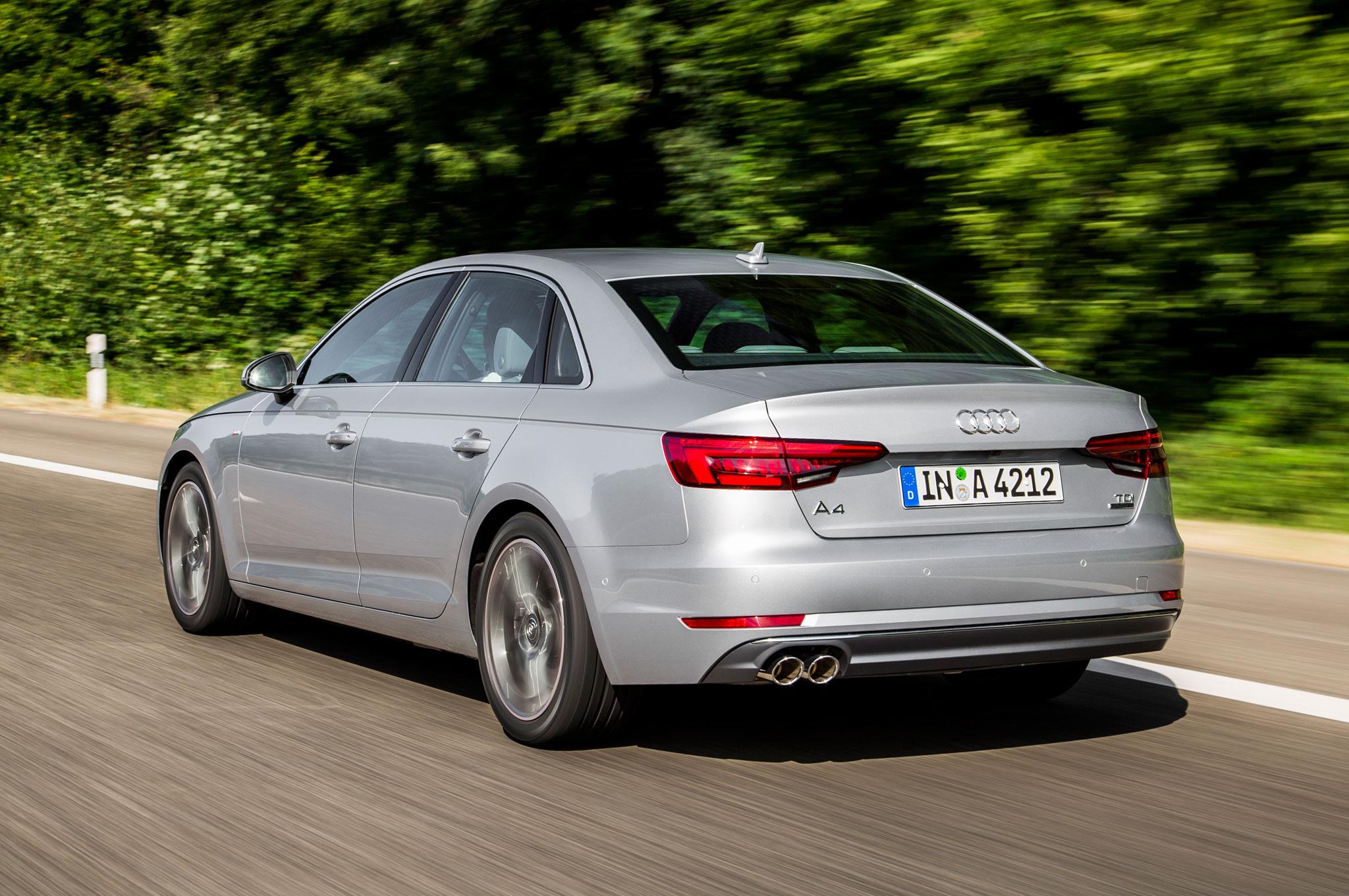 Audi A EuroSpec Review - New audi a4
