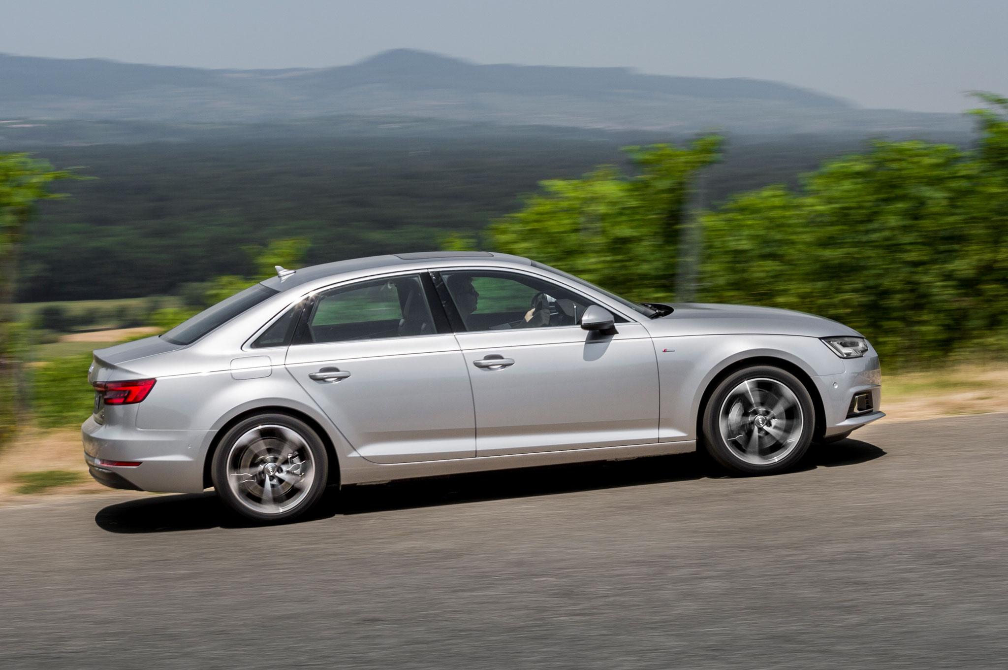2017 Audi A4 Euro Spec Review