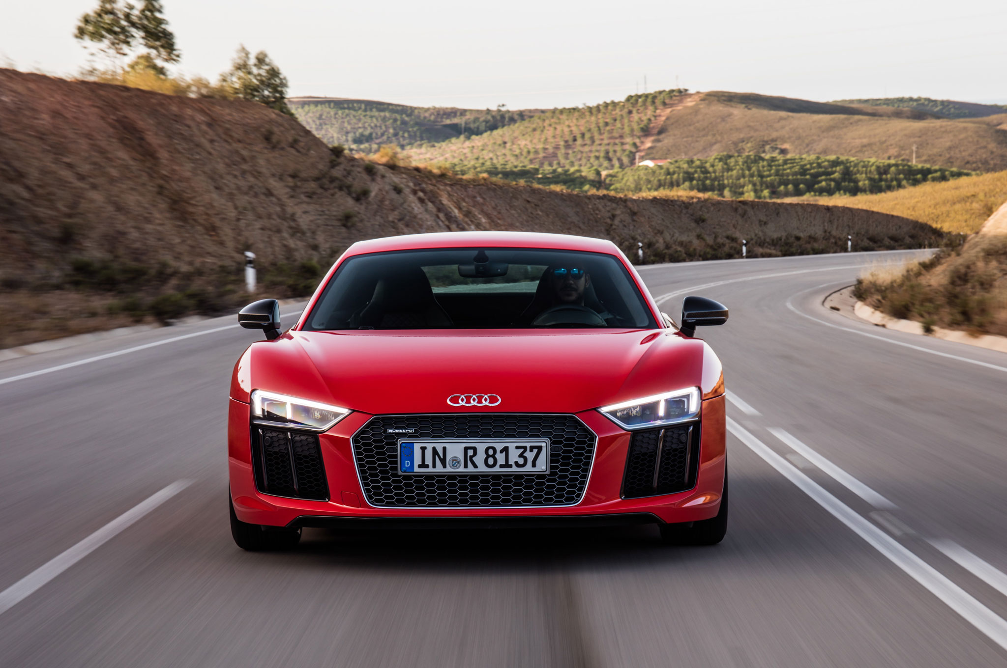 Everything You Want: 2017 Audi R8 V10 and V10 Plus Review ...