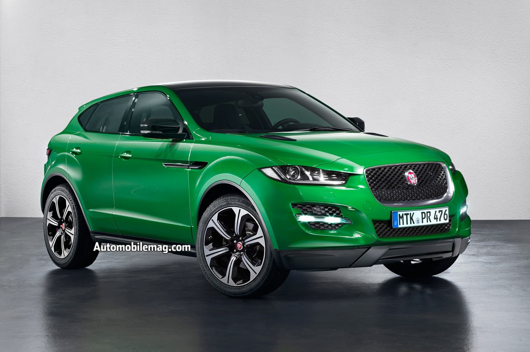 Jaguar Land Rover Partners with Magna Steyr to Build Cars ...