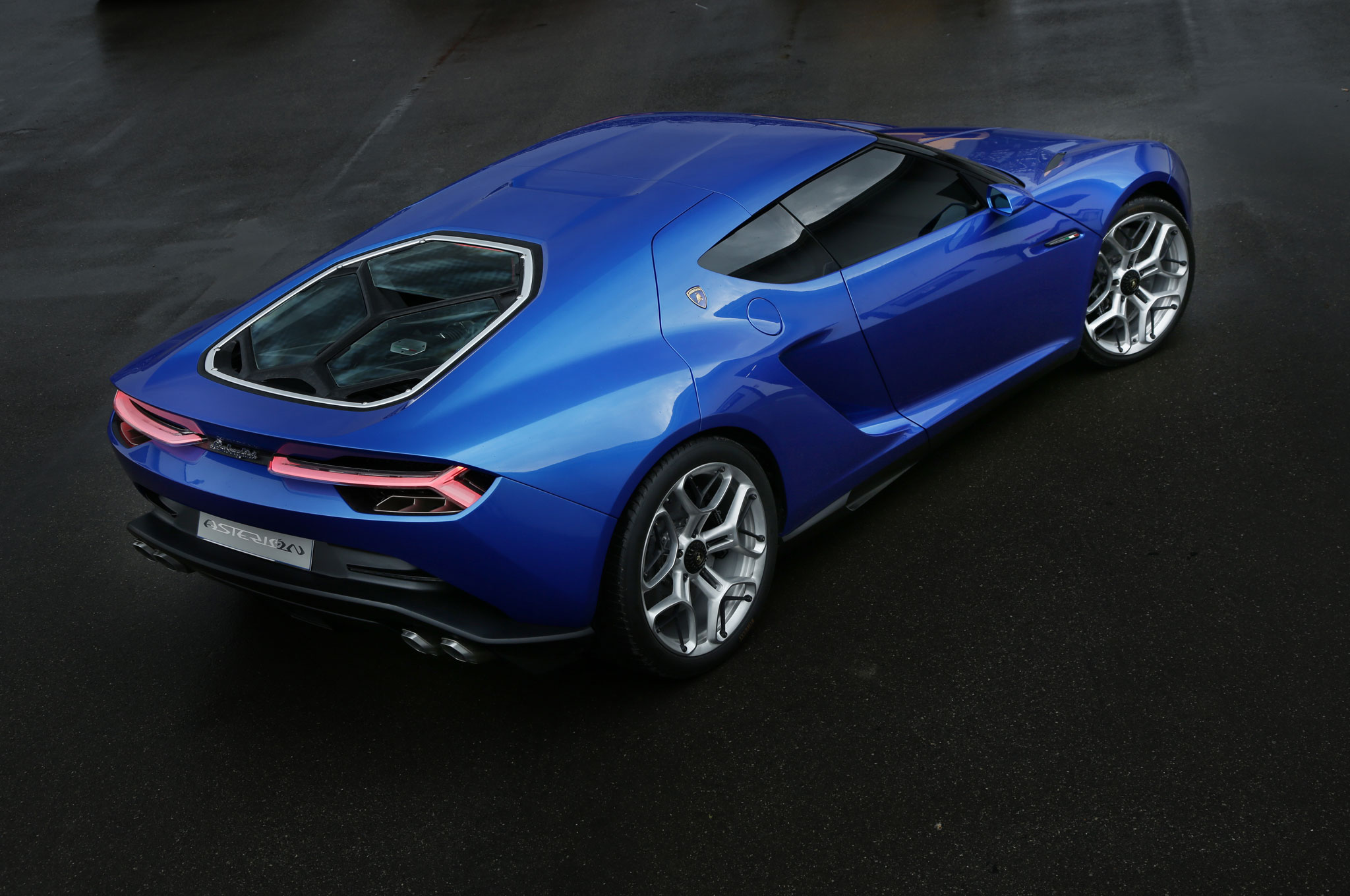 A Deafening Silence Lamborghini Asterion Lpi 910 4 Concept Review