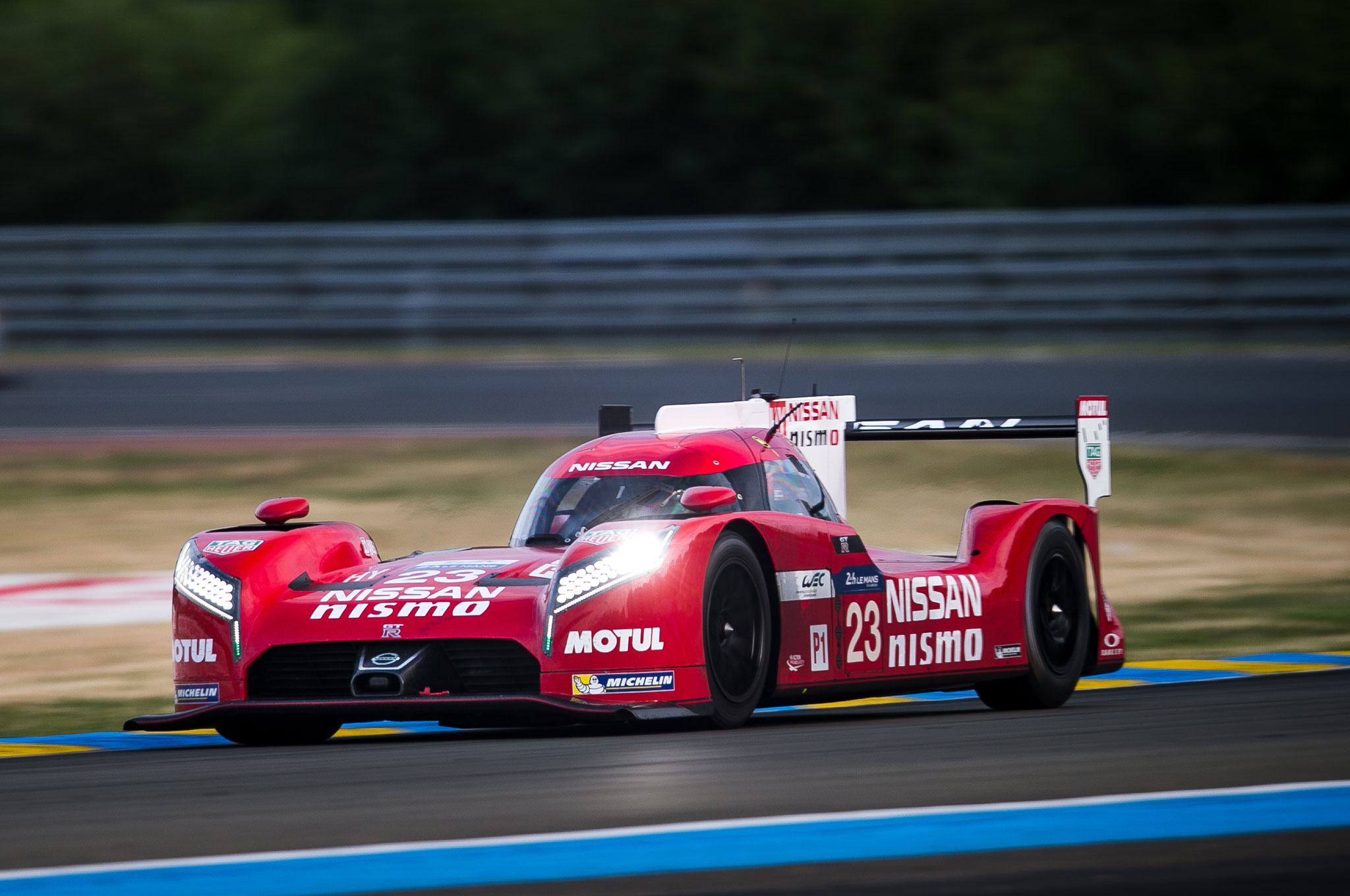 Nissan GT R LM NISMO At Le Mans 11
