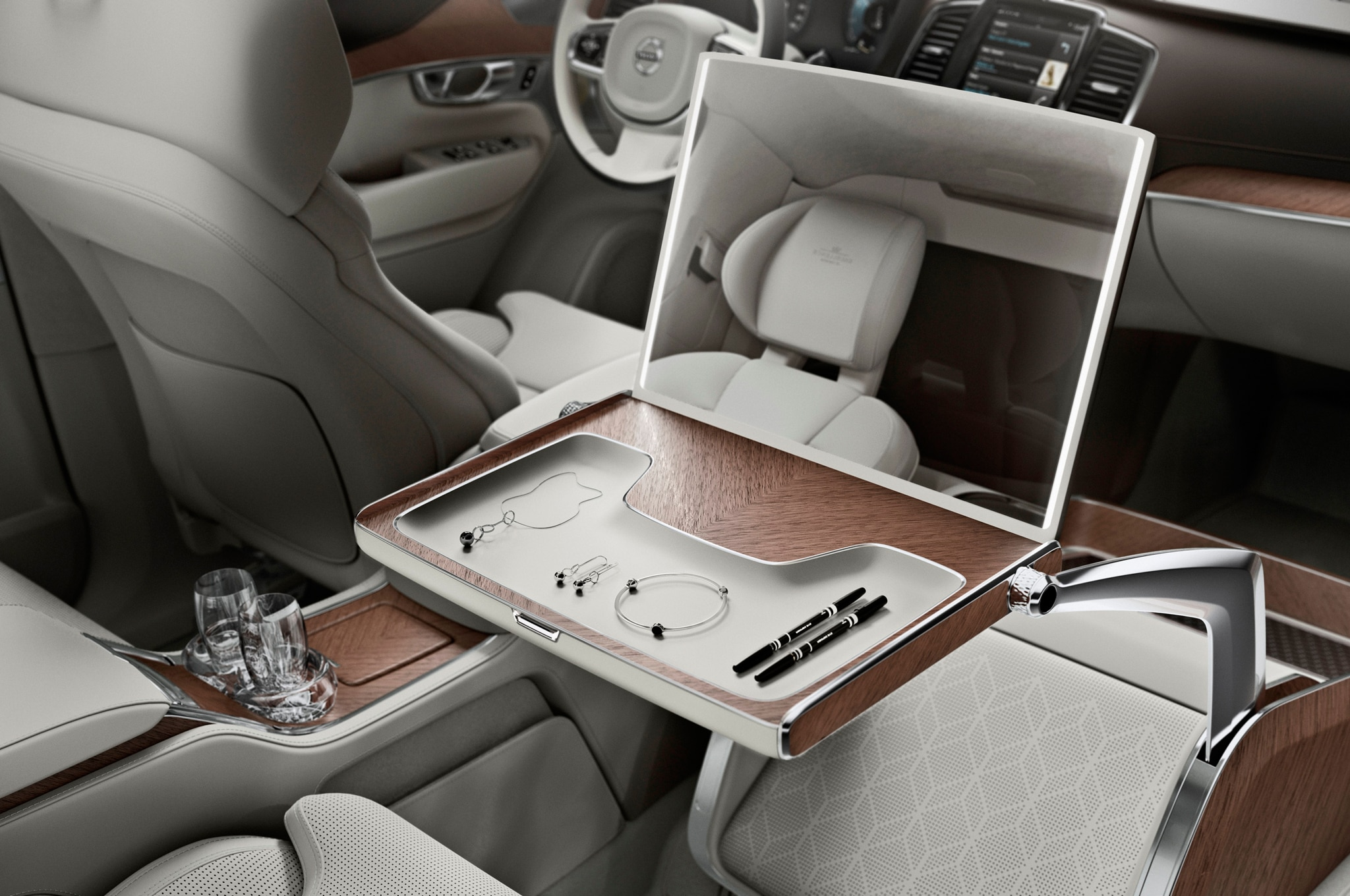 Volvo Reimagines Infant Safety With The XC90 Excellence Child Seat