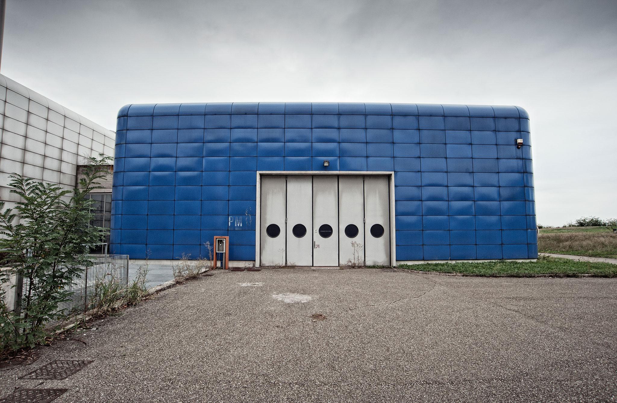 Take a Look Inside the Forgotten Bugatti SpA Headquarters in Italy