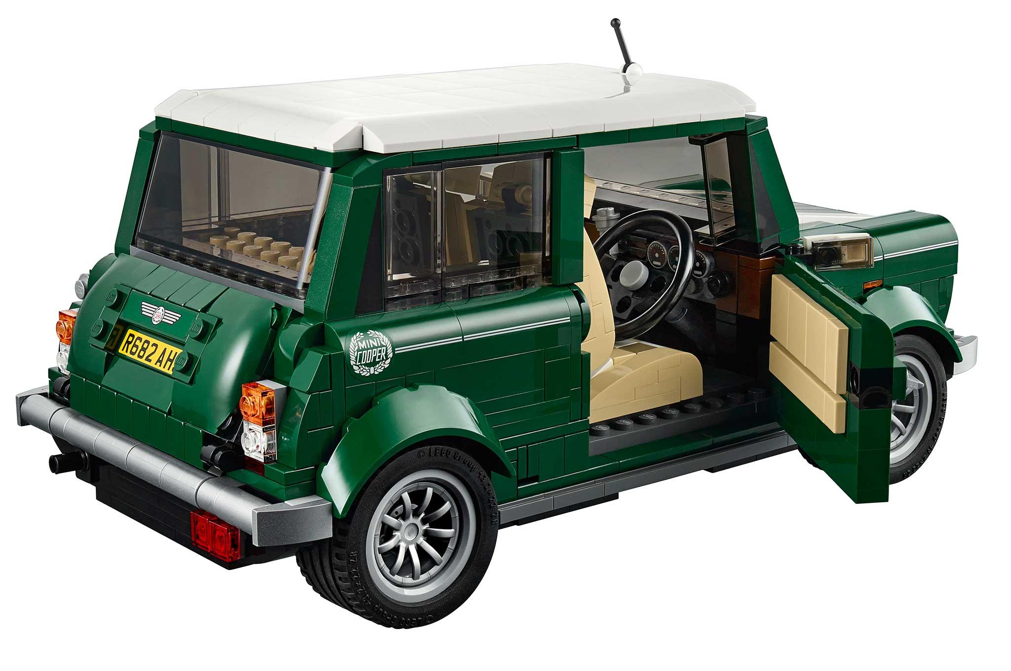Lego Mercedes Benz Launch Functional Arocs Truck Model