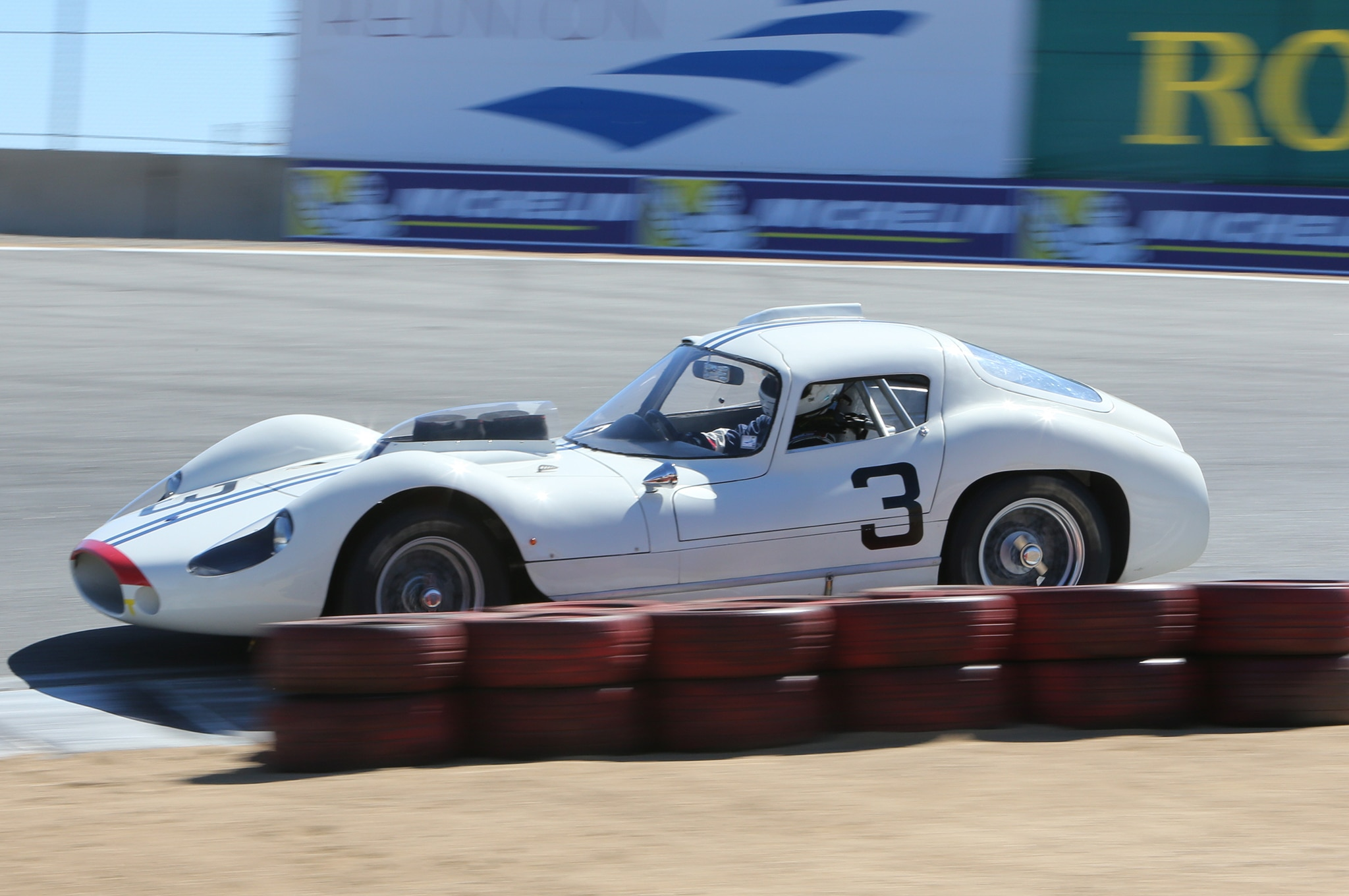 The 18 Coolest Cars at the 2015 Rolex Monterey Motorsports Reunion